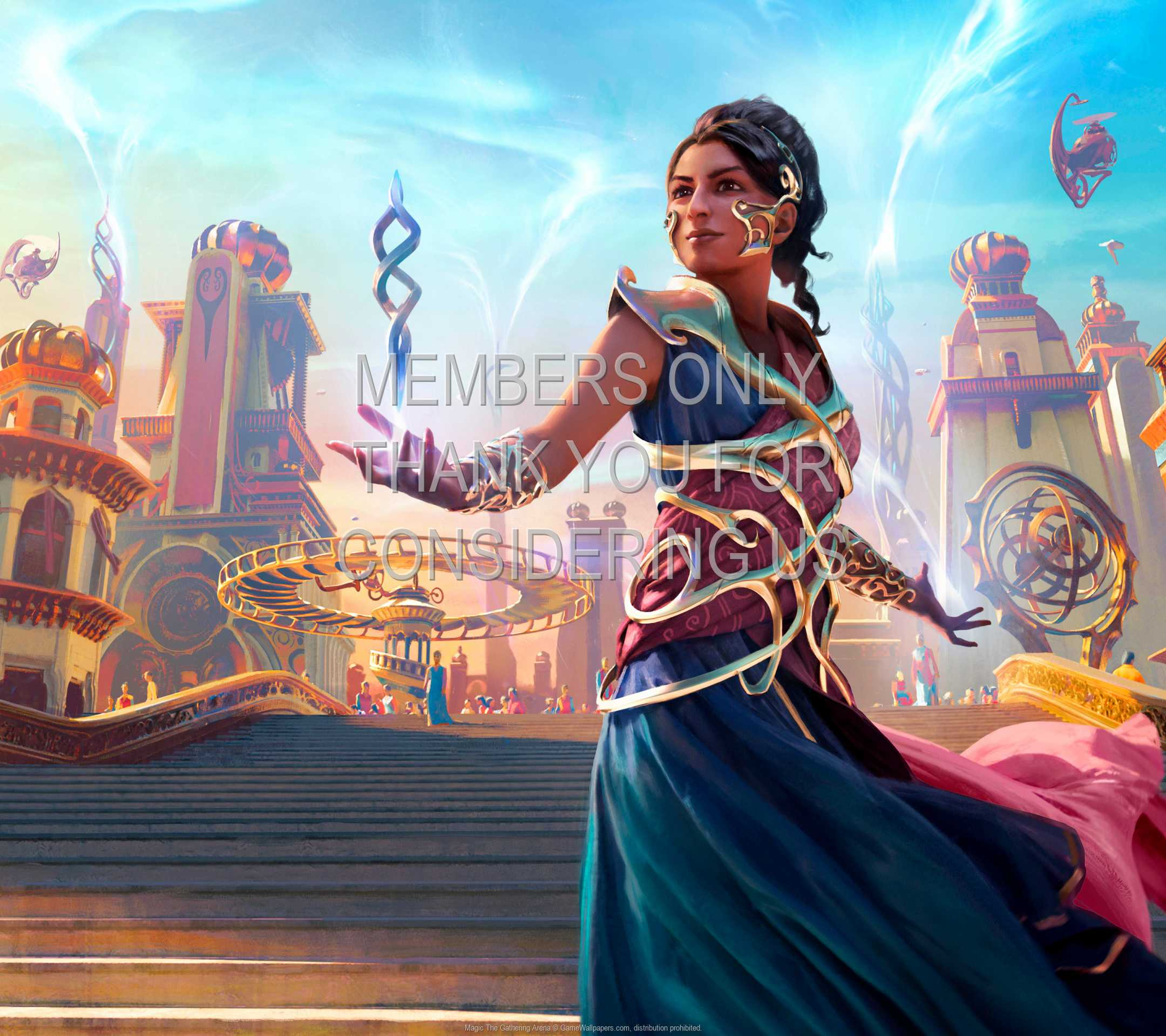Magic: The Gathering Arena 1080p Horizontal Mobile wallpaper or background 06
