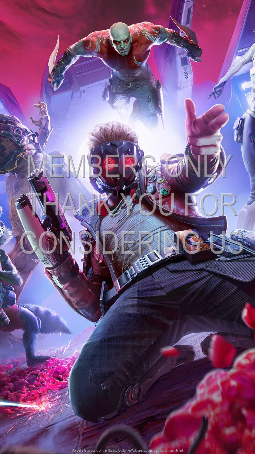 Marvel's Guardians of the Galaxy 1080p Vertical Móvil fondo de escritorio 01