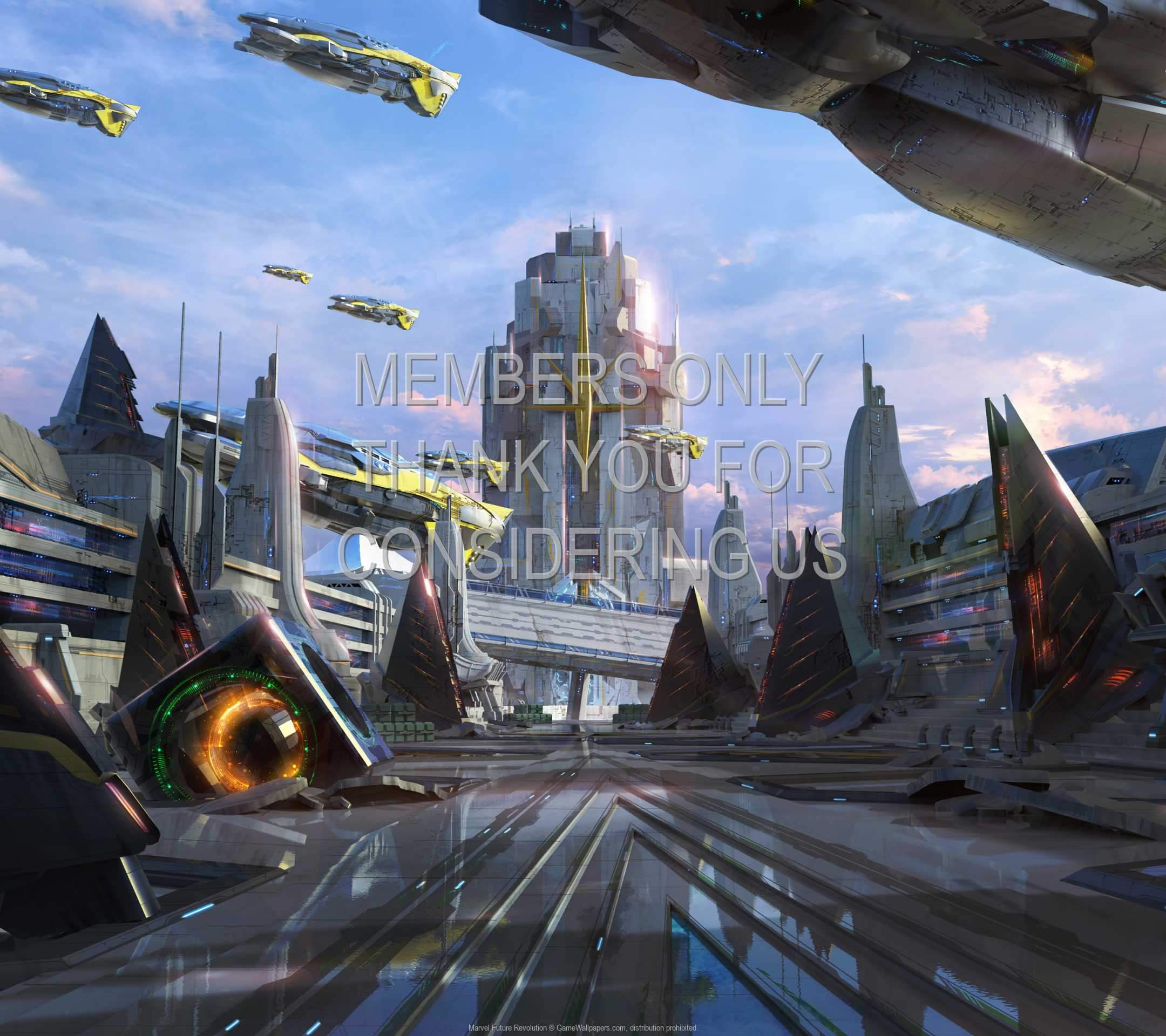 Marvel Future Revolution 1080p Horizontal Mobile fond d'écran 01