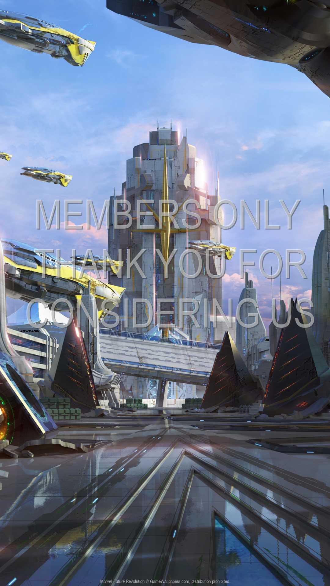 Marvel Future Revolution 1080p Vertical Mobile fond d'écran 01