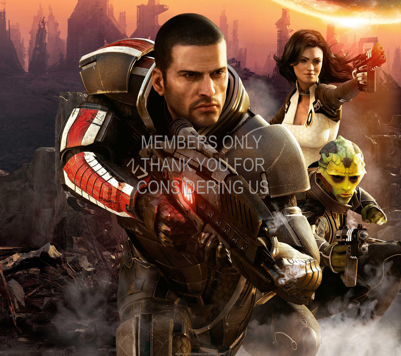 Mass Effect 2 1440p Horizontal Handy Hintergrundbild 08