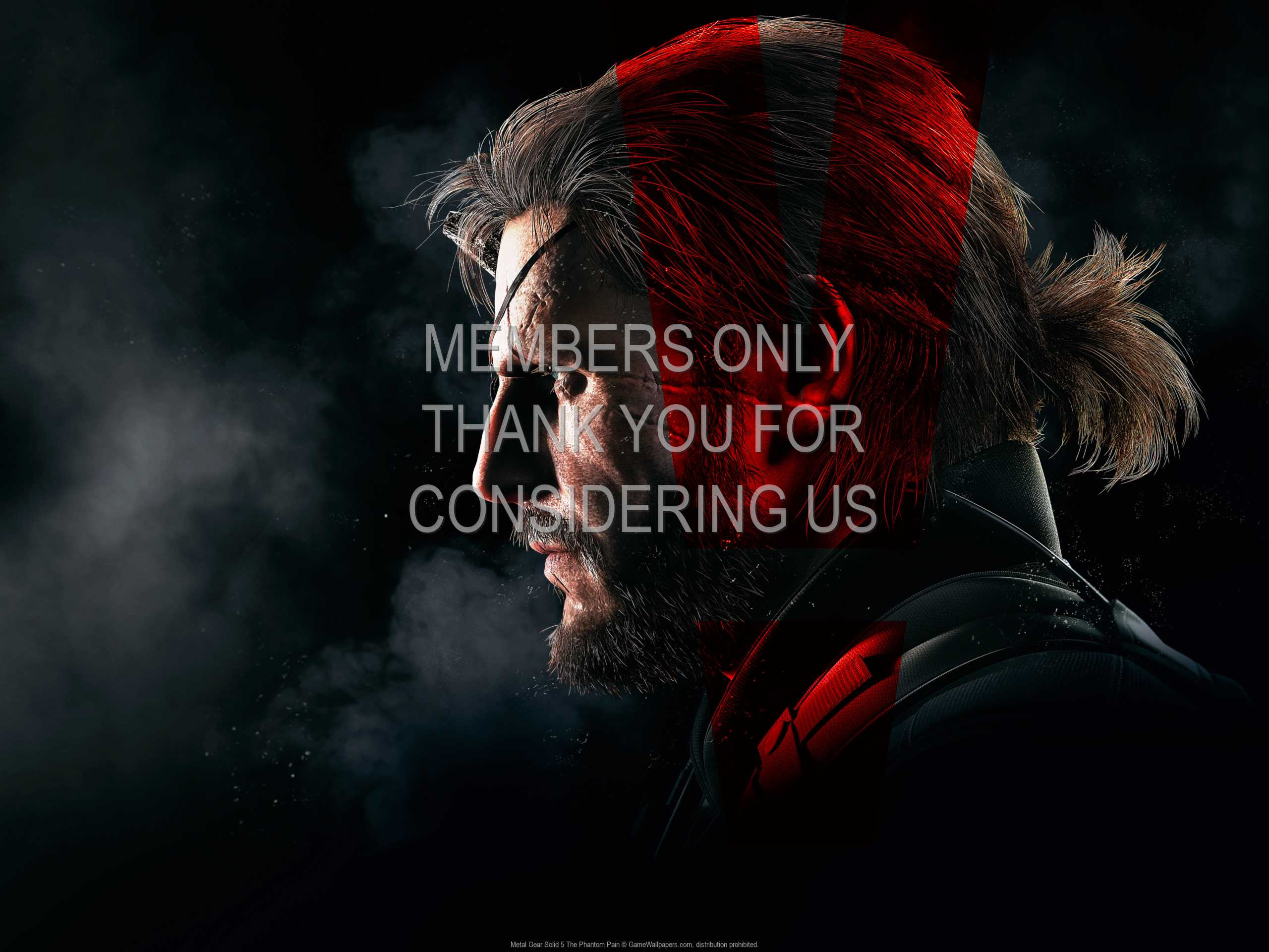 Metal Gear Solid 5: The Phantom Pain 1080p Horizontal Mobile wallpaper or background 01