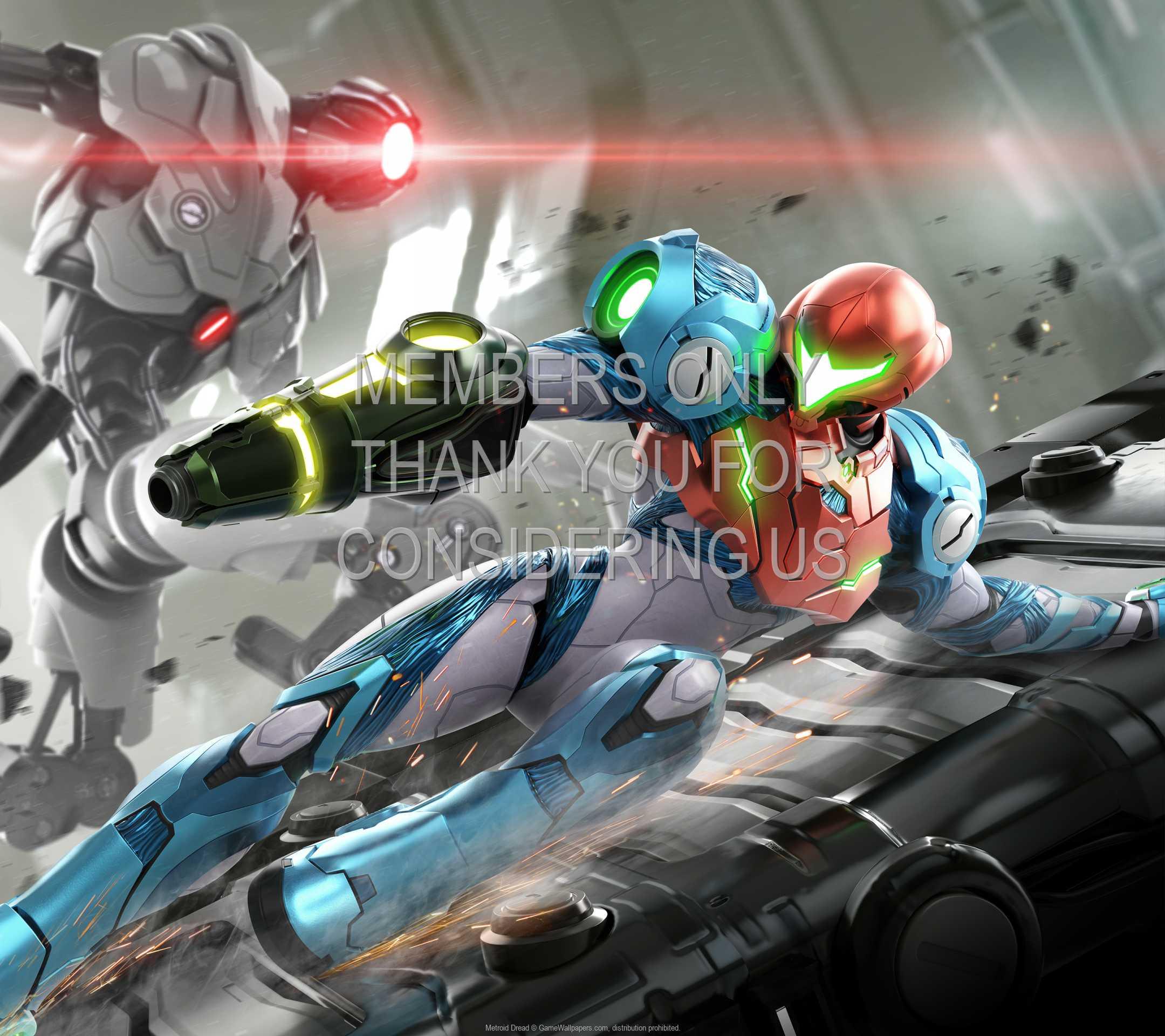 Metroid Dread 1080p Horizontal Mobile fond d'écran 01