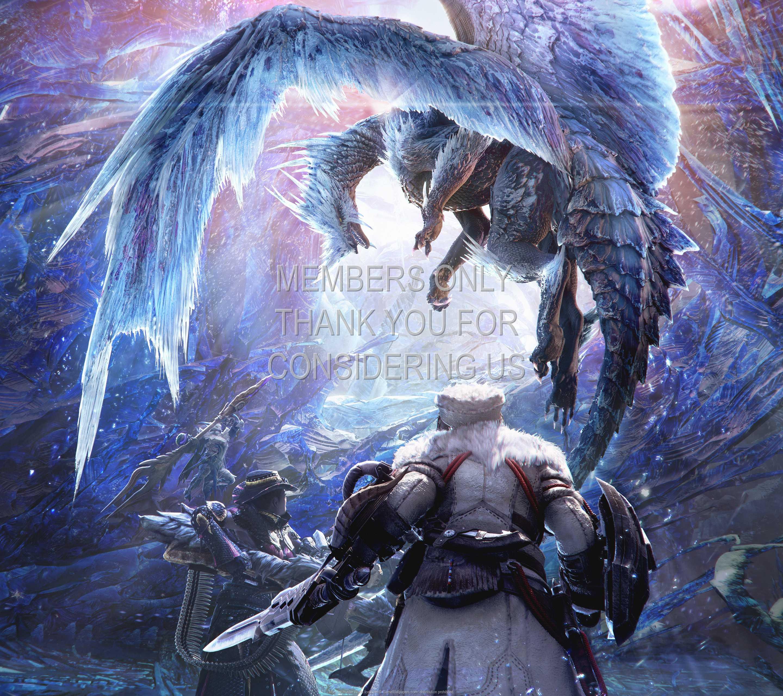 Monster Hunter World: Iceborne 1440p Horizontal Mobile wallpaper or background 01