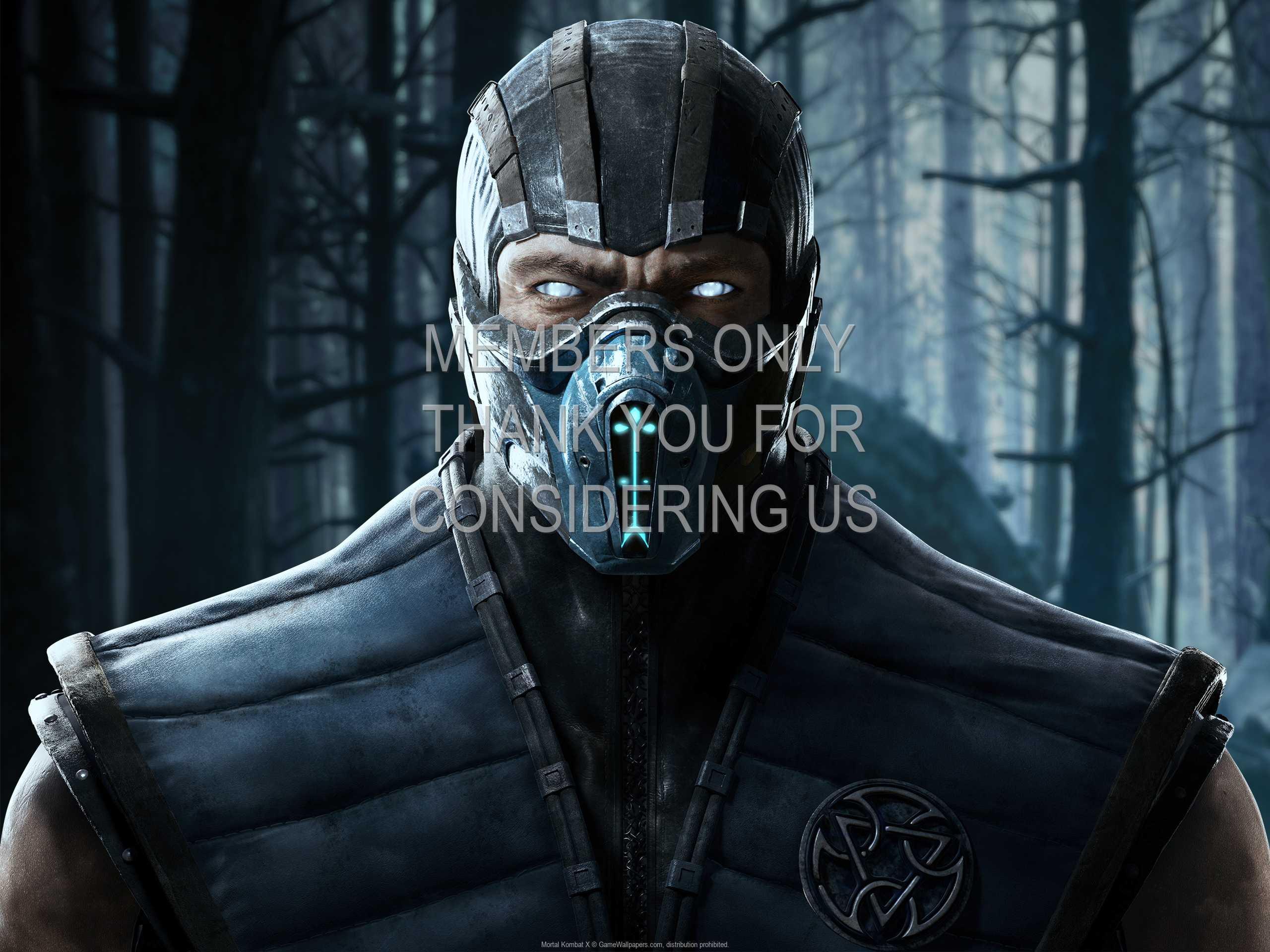 Mortal Kombat X 1080p Horizontal Handy Hintergrundbild 06