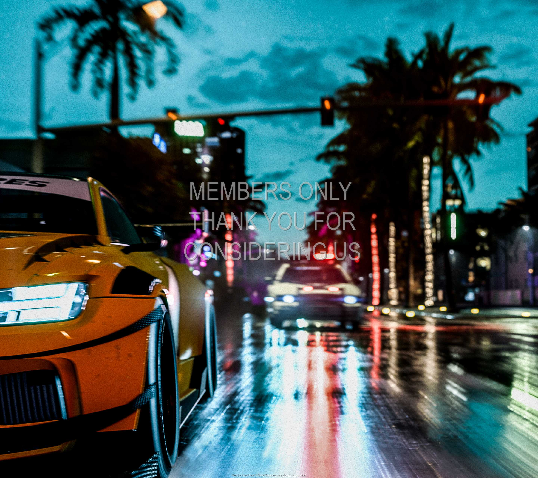 Need for Speed: Heat 1440p Horizontal Handy Hintergrundbild 02