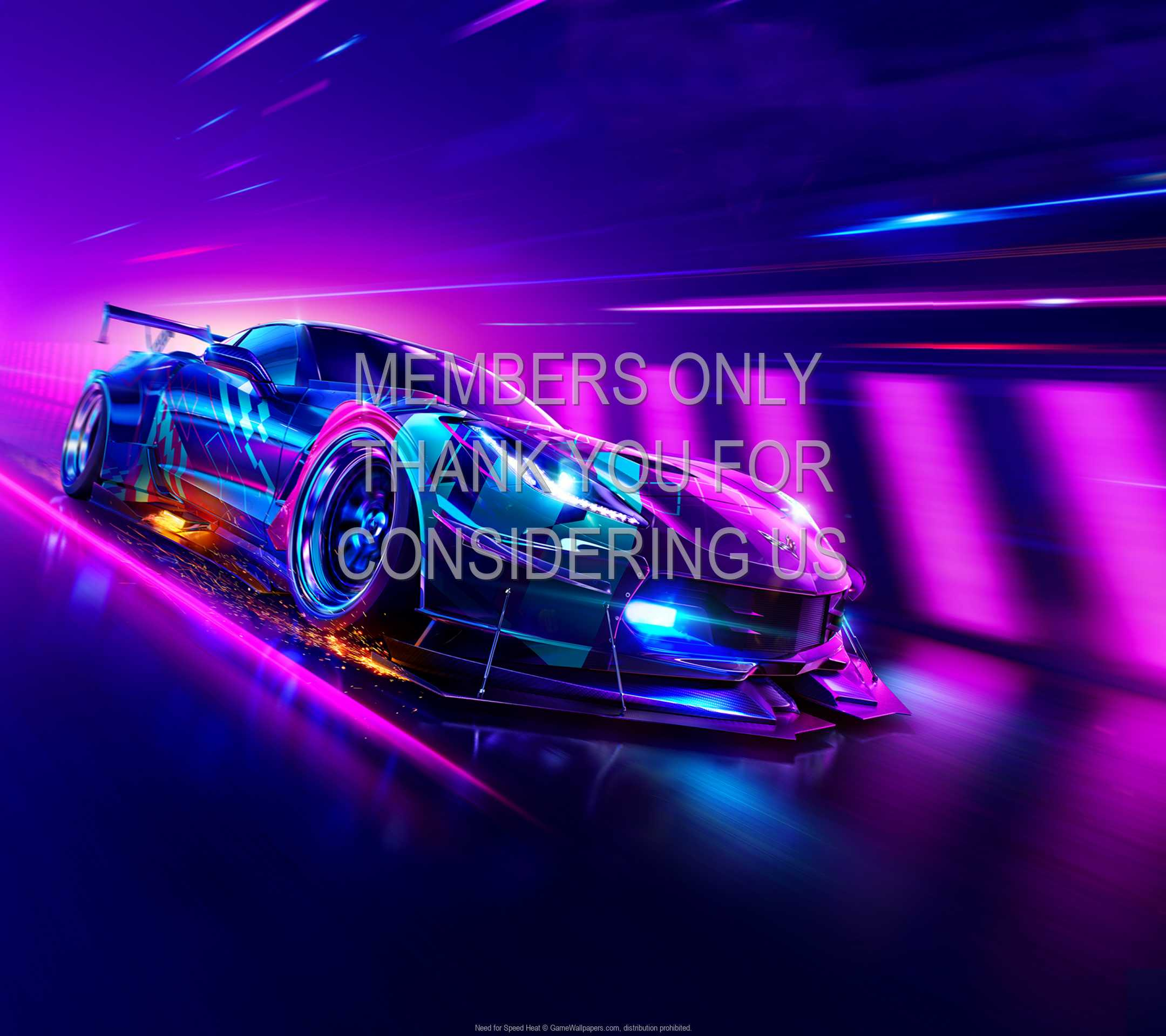 Need for Speed: Heat 1080p Horizontal Mobiele achtergrond 03