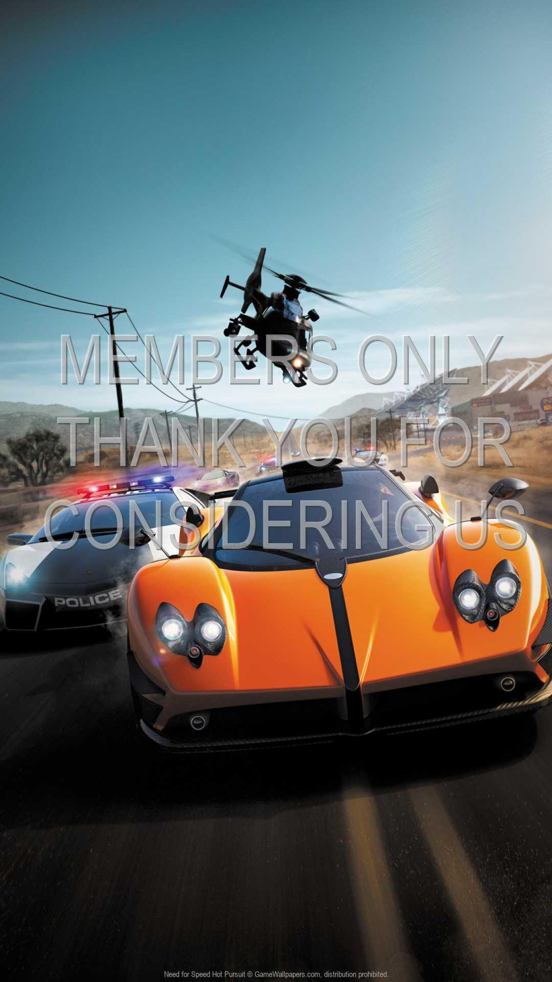 Need for Speed: Hot Pursuit 1080p Vertical Handy Hintergrundbild 04
