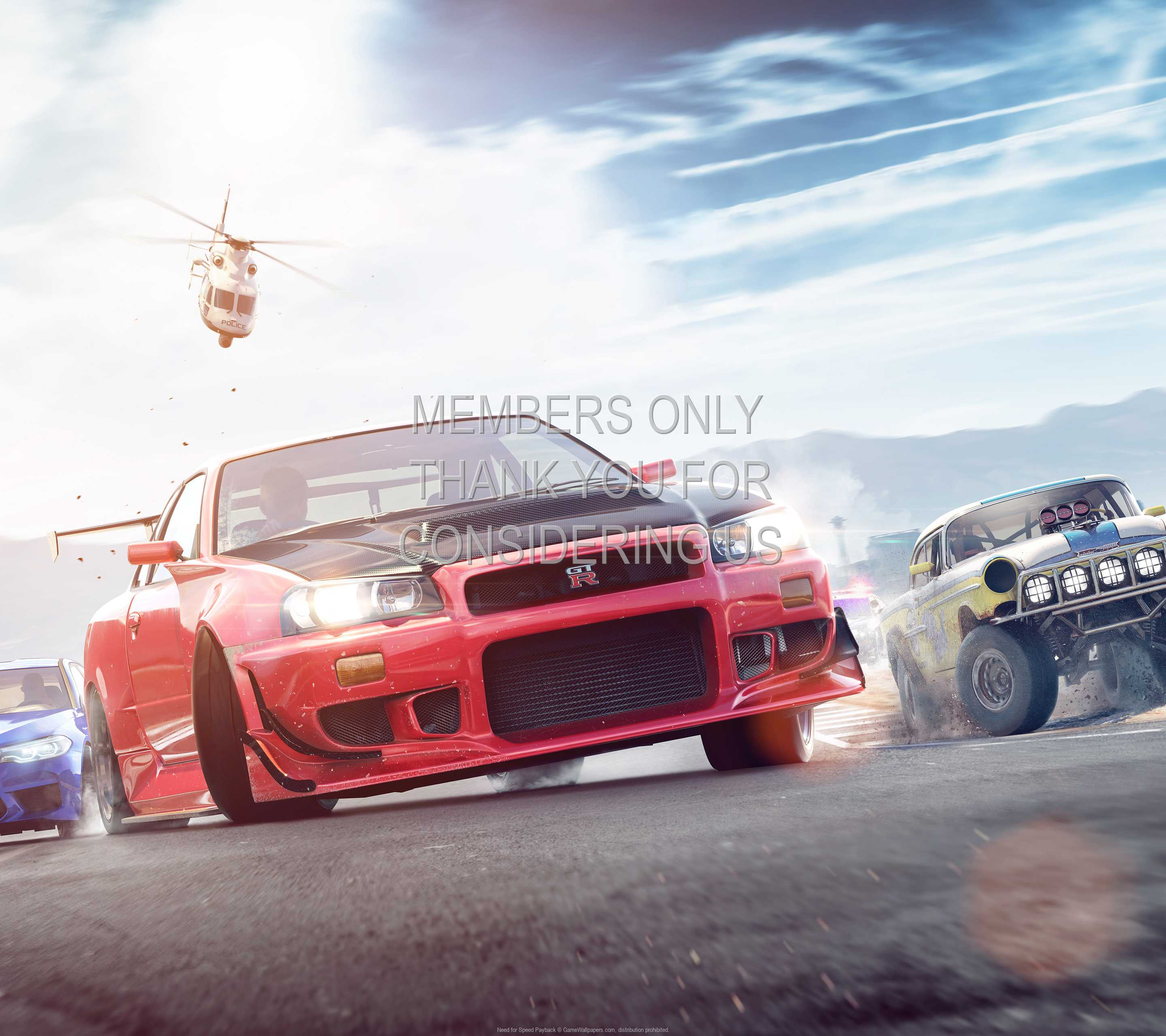 Need for Speed: Payback 1440p Horizontal Mobile wallpaper or background 01
