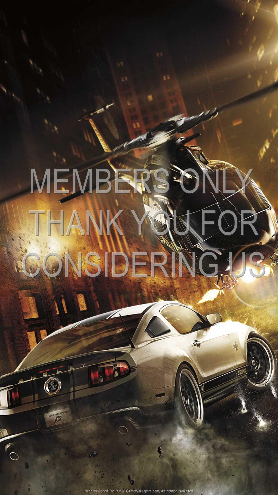 Need for Speed: The Run 1080p Vertical Handy Hintergrundbild 01