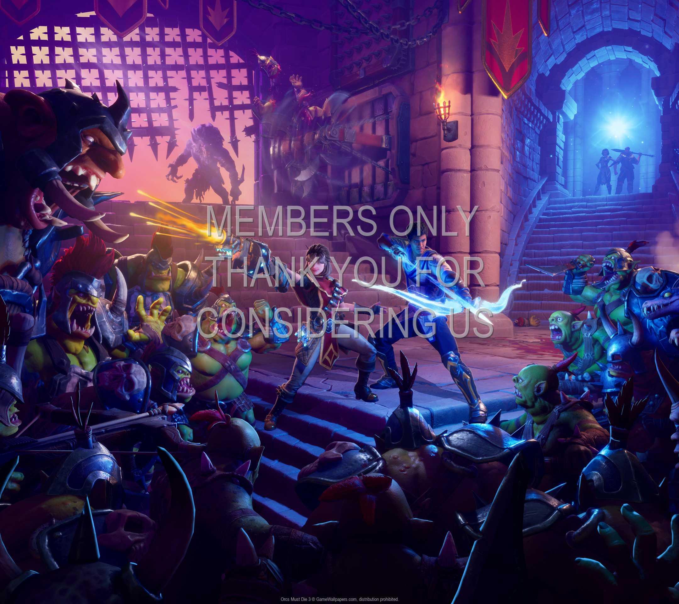 Orcs Must Die 3 1080p Horizontal Móvil fondo de escritorio 01