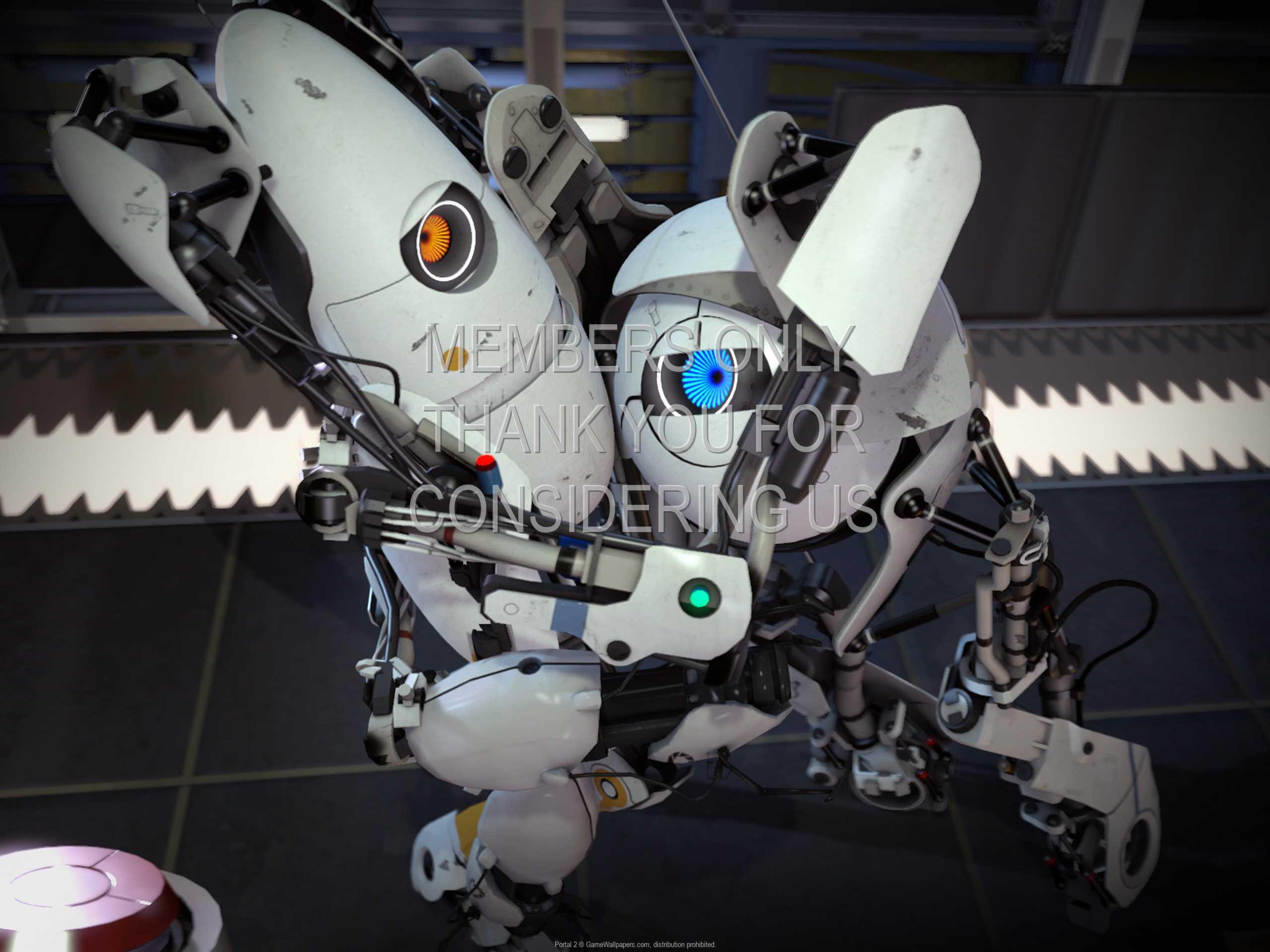 Portal 2 1080p Horizontal Móvil fondo de escritorio 01