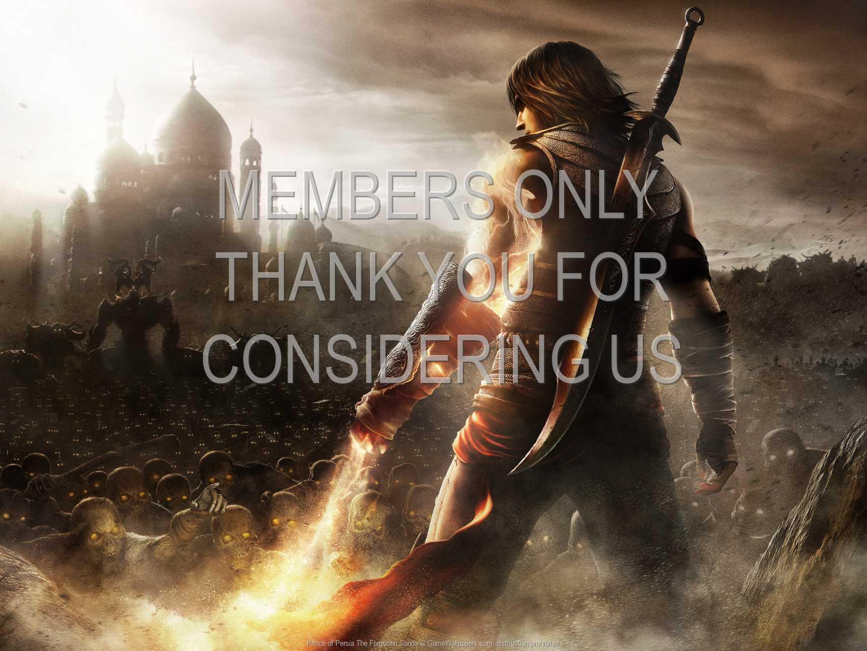 Prince of Persia: The Forgotten Sands 720p Horizontal Handy Hintergrundbild 05