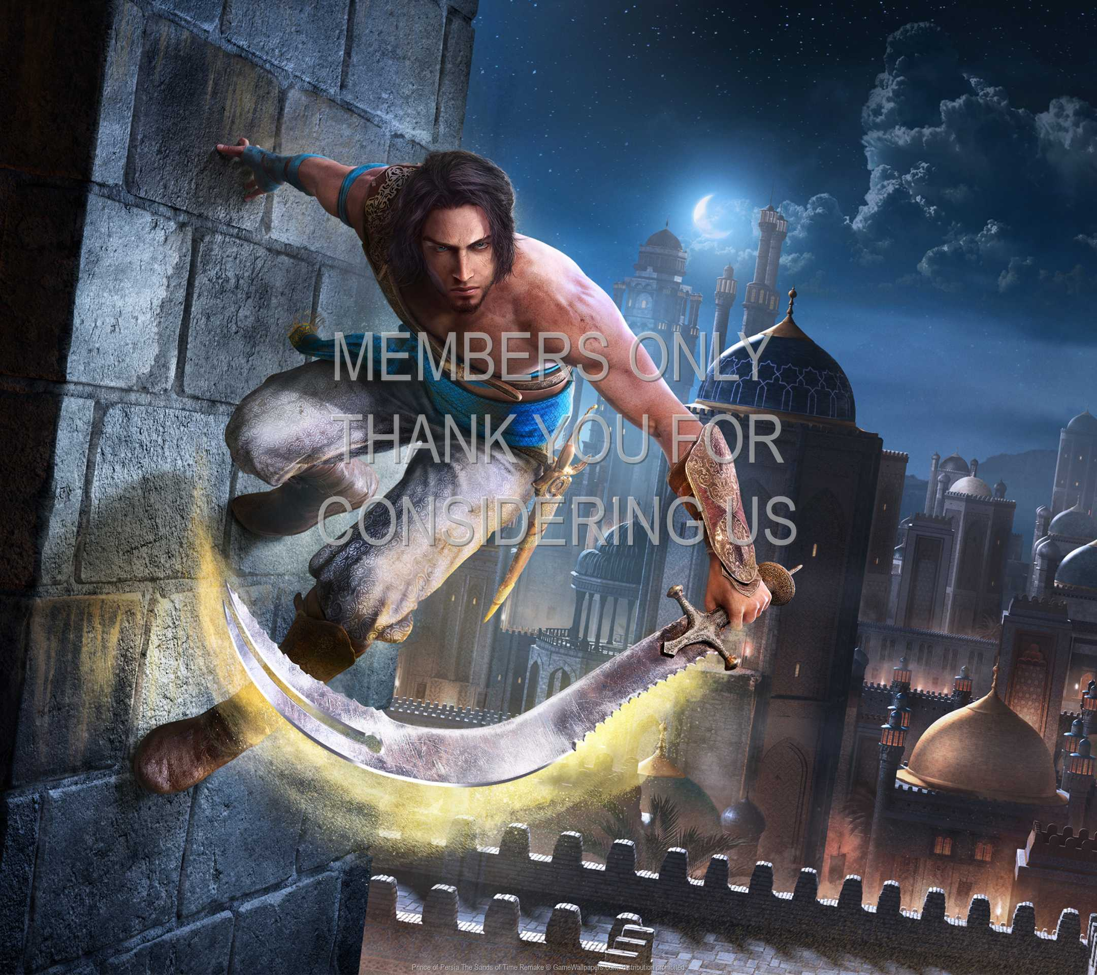 Prince of Persia: The Sands of Time Remake 1080p Horizontal Móvil fondo de escritorio 01