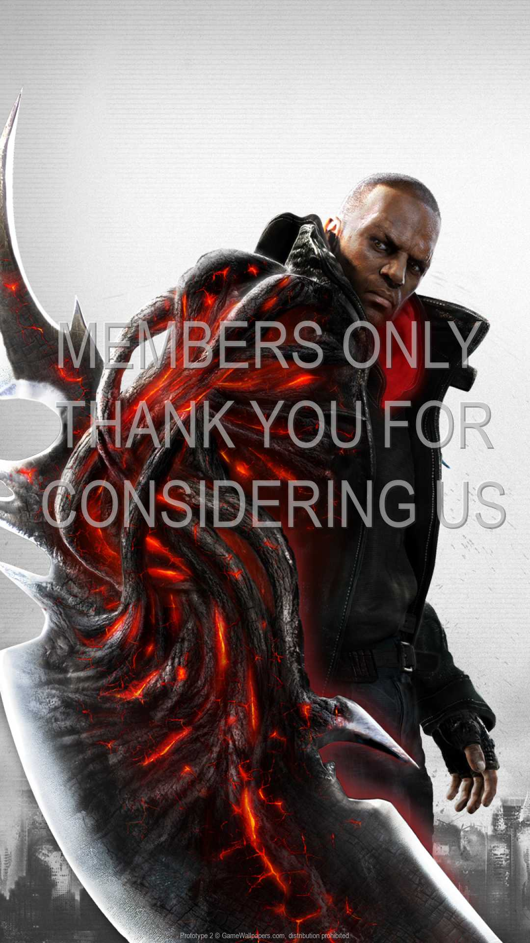 Prototype 2 1080p Vertical Mobile wallpaper or background 05
