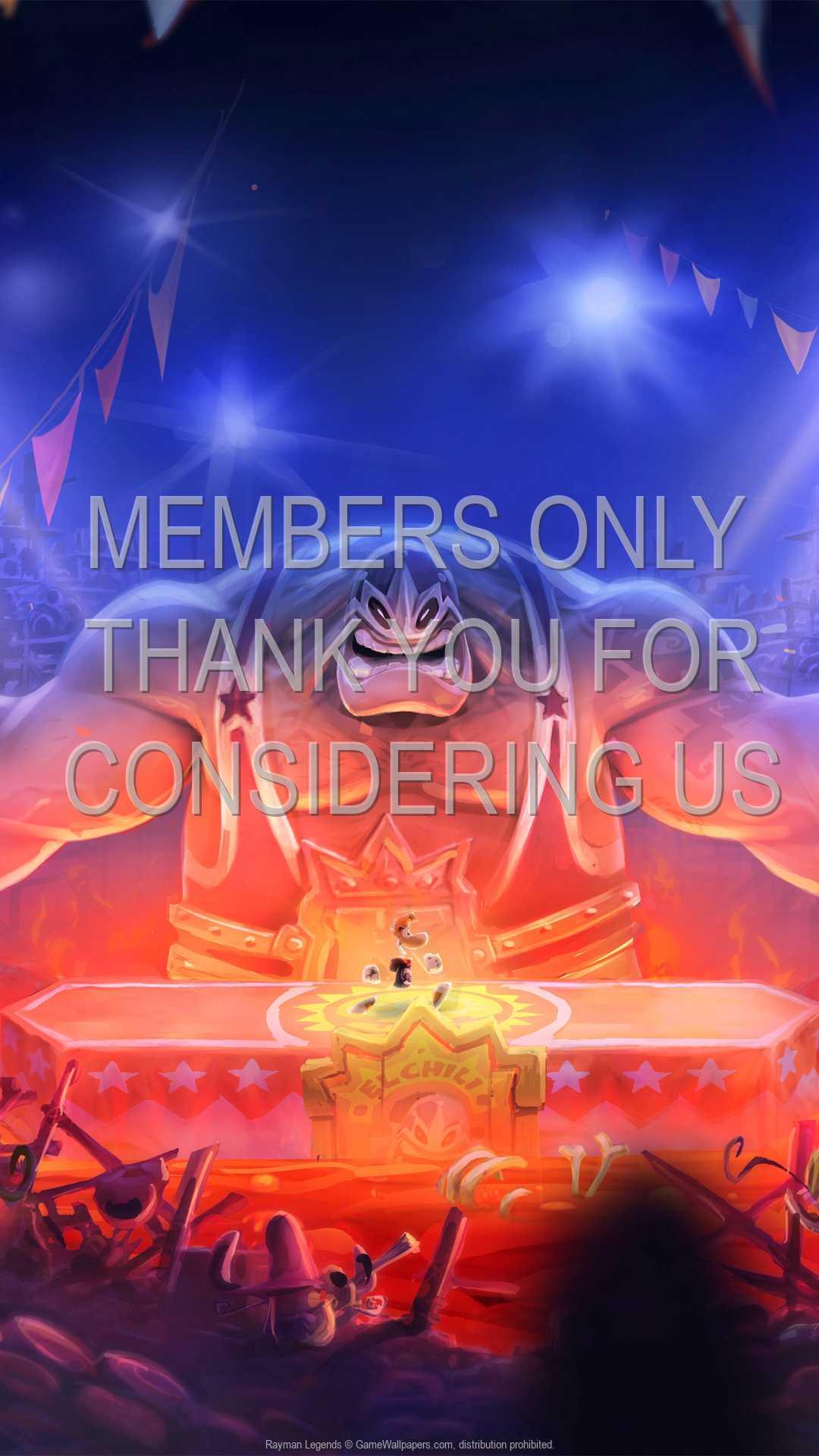 Rayman Legends 1080p Vertical Mobile wallpaper or background 01