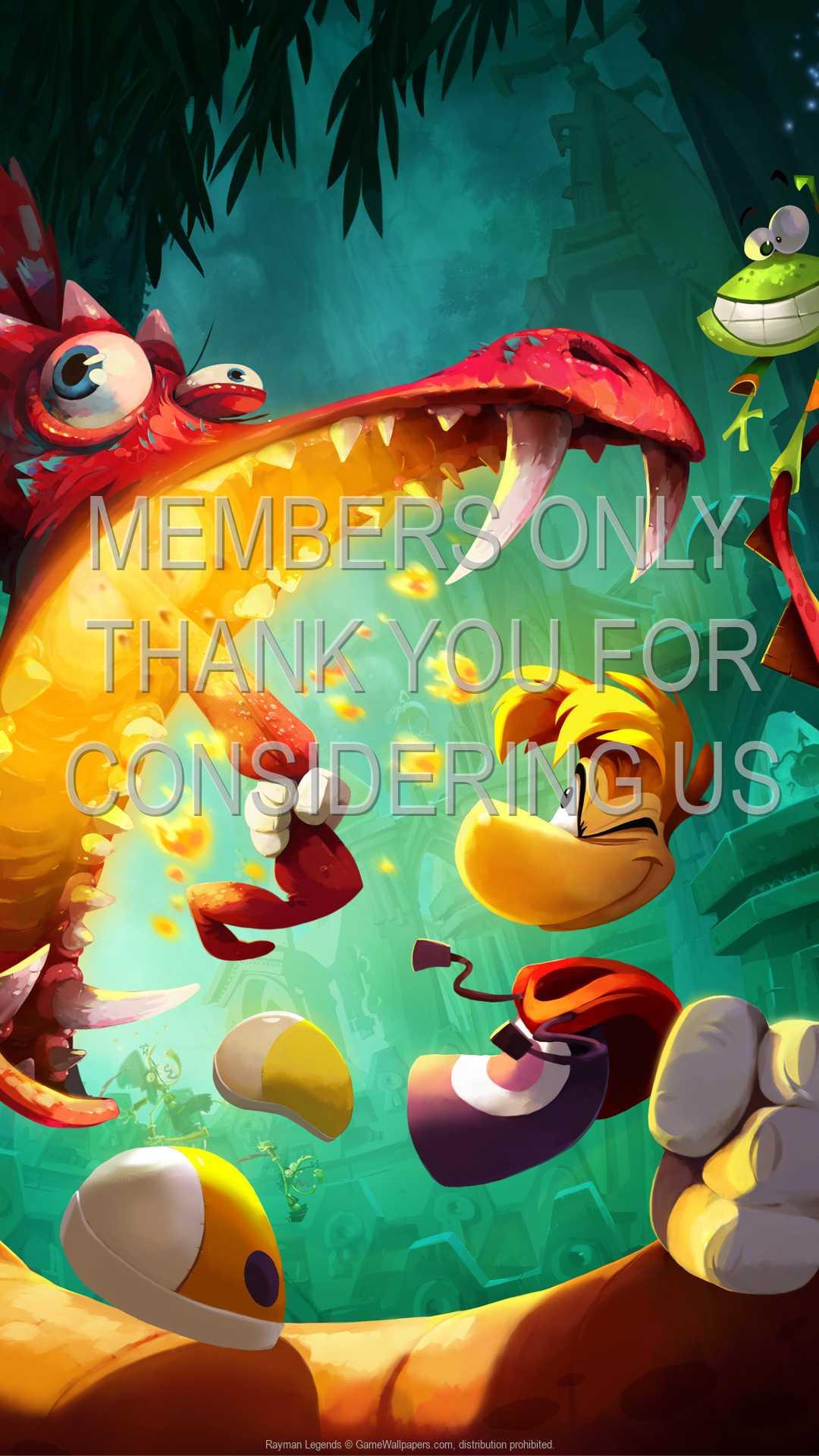 Rayman Legends 1080p Vertical Mobile wallpaper or background 03