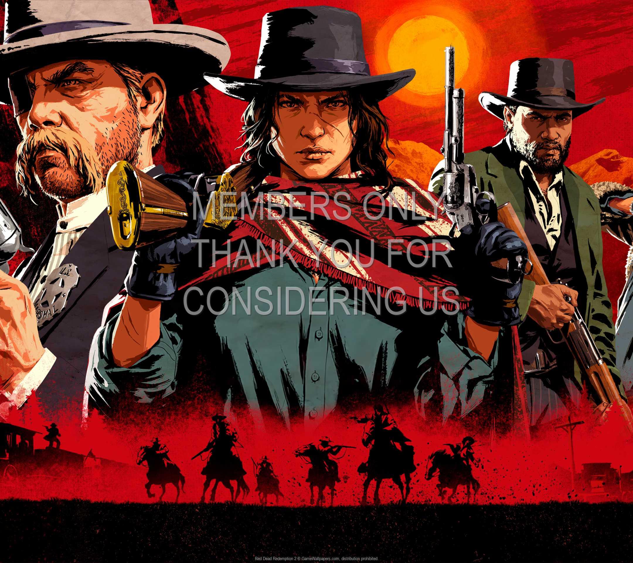 Red Dead Redemption 2 1080p Horizontal Móvil fondo de escritorio 06