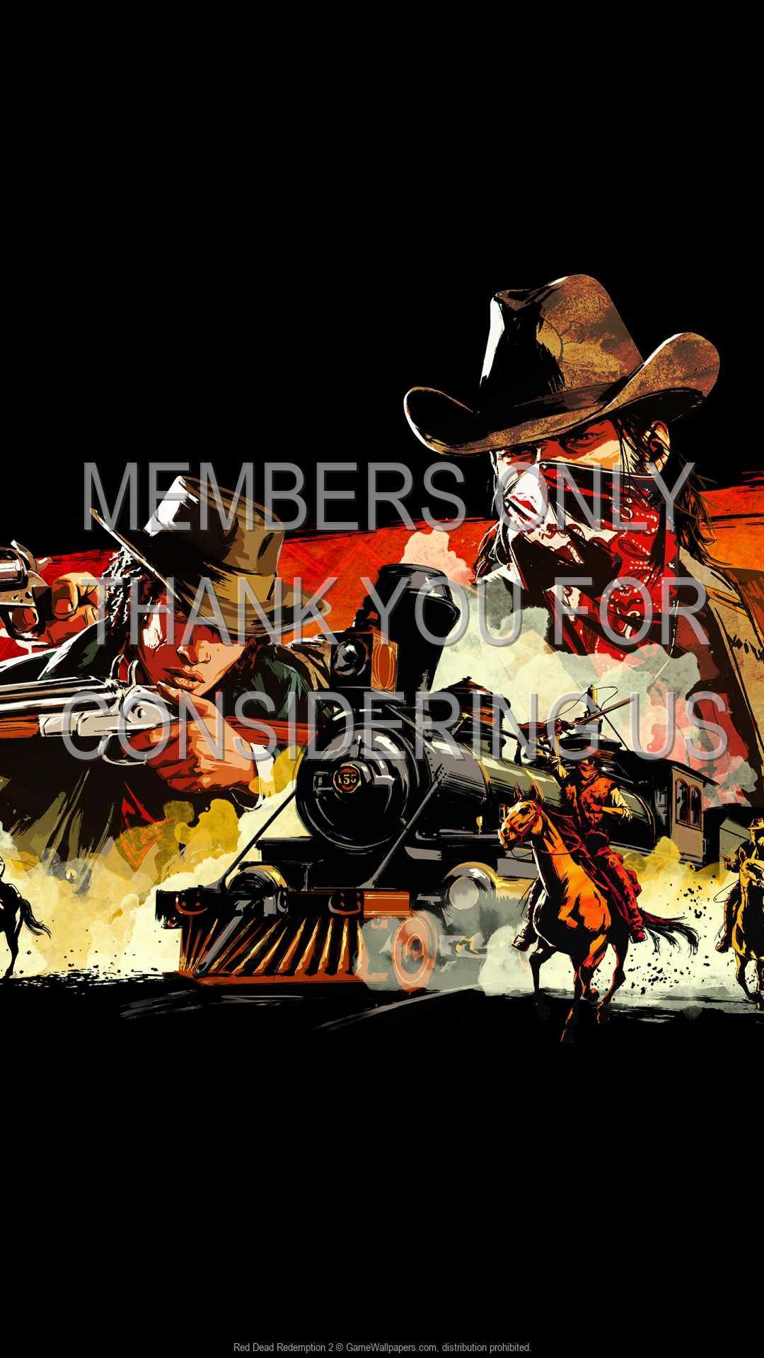 Red Dead Redemption 2 1080p Vertical Mobile wallpaper or background 08