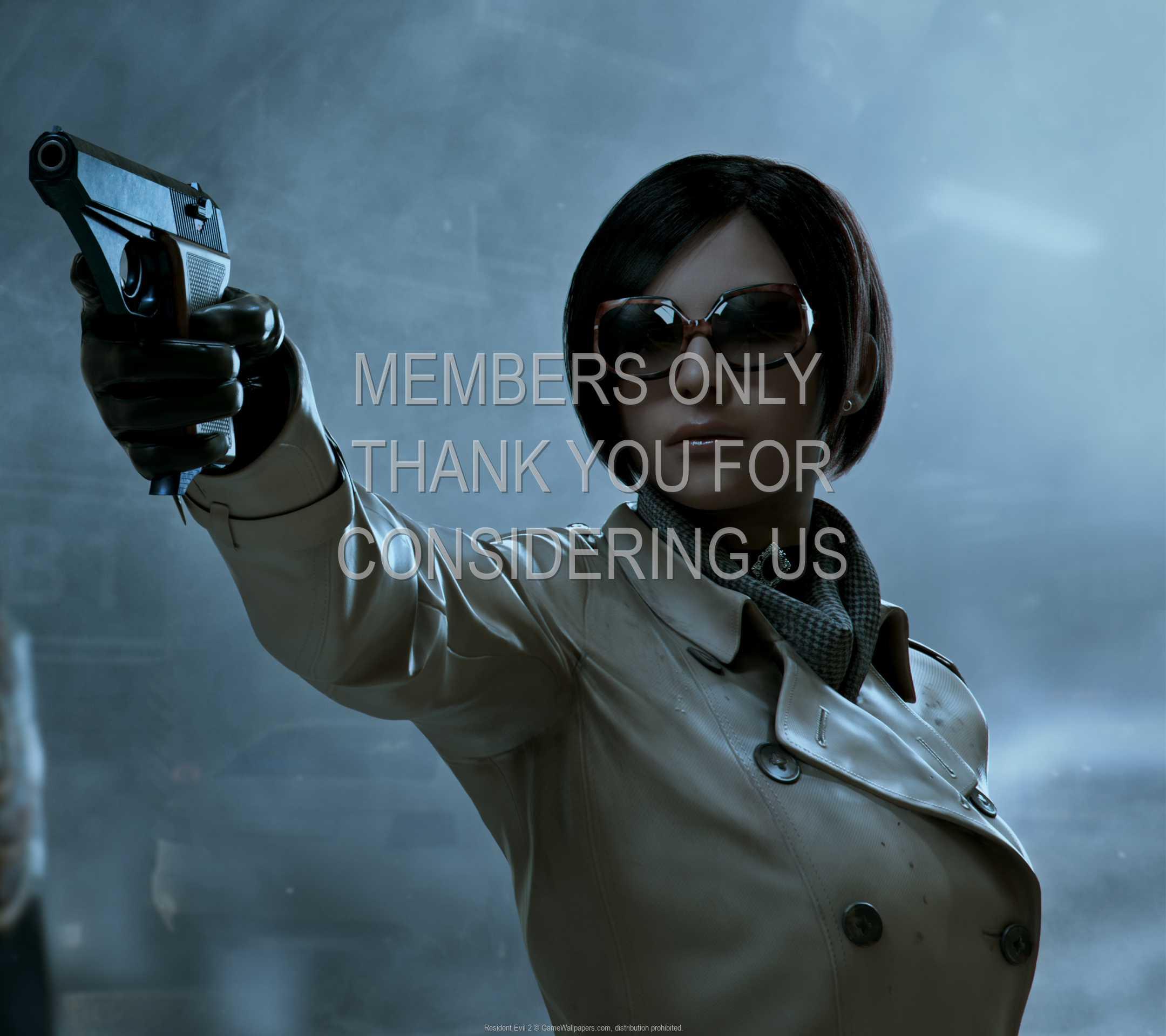Resident Evil 2 1080p Horizontal Mobile wallpaper or background 03