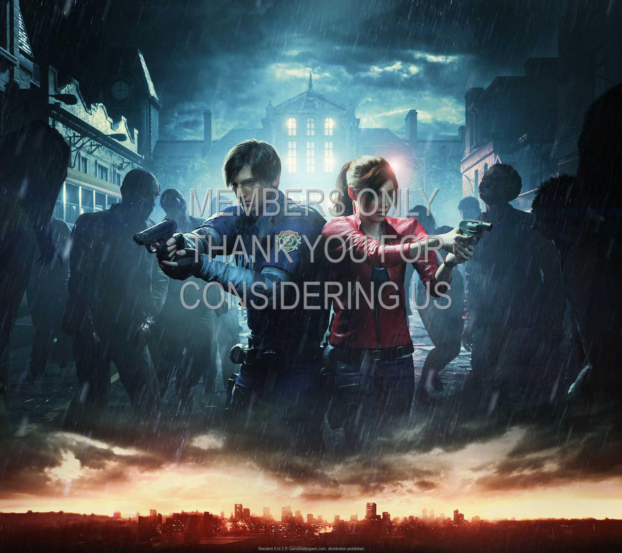 Resident Evil 2 1080p Horizontal Mobile wallpaper or background 04