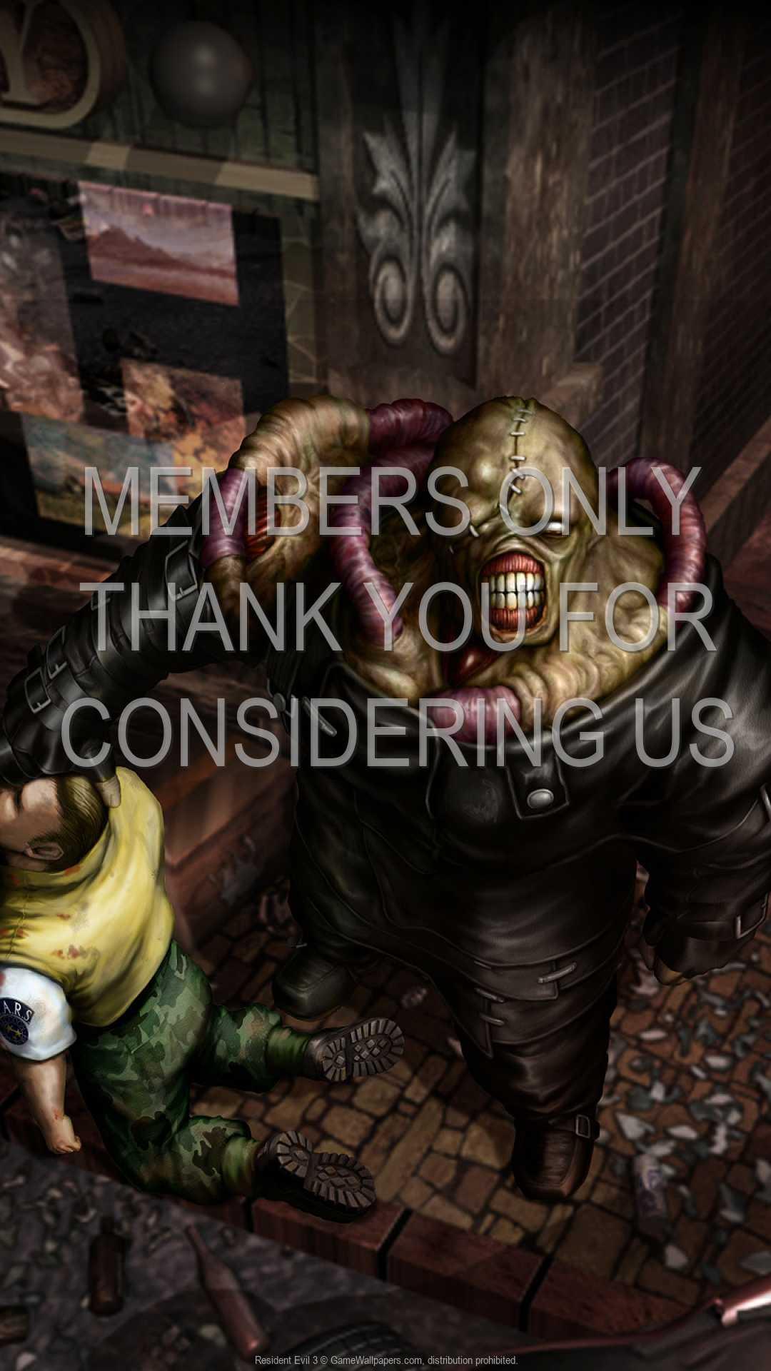 Resident Evil 3 1080p Vertical Mobile wallpaper or background 05