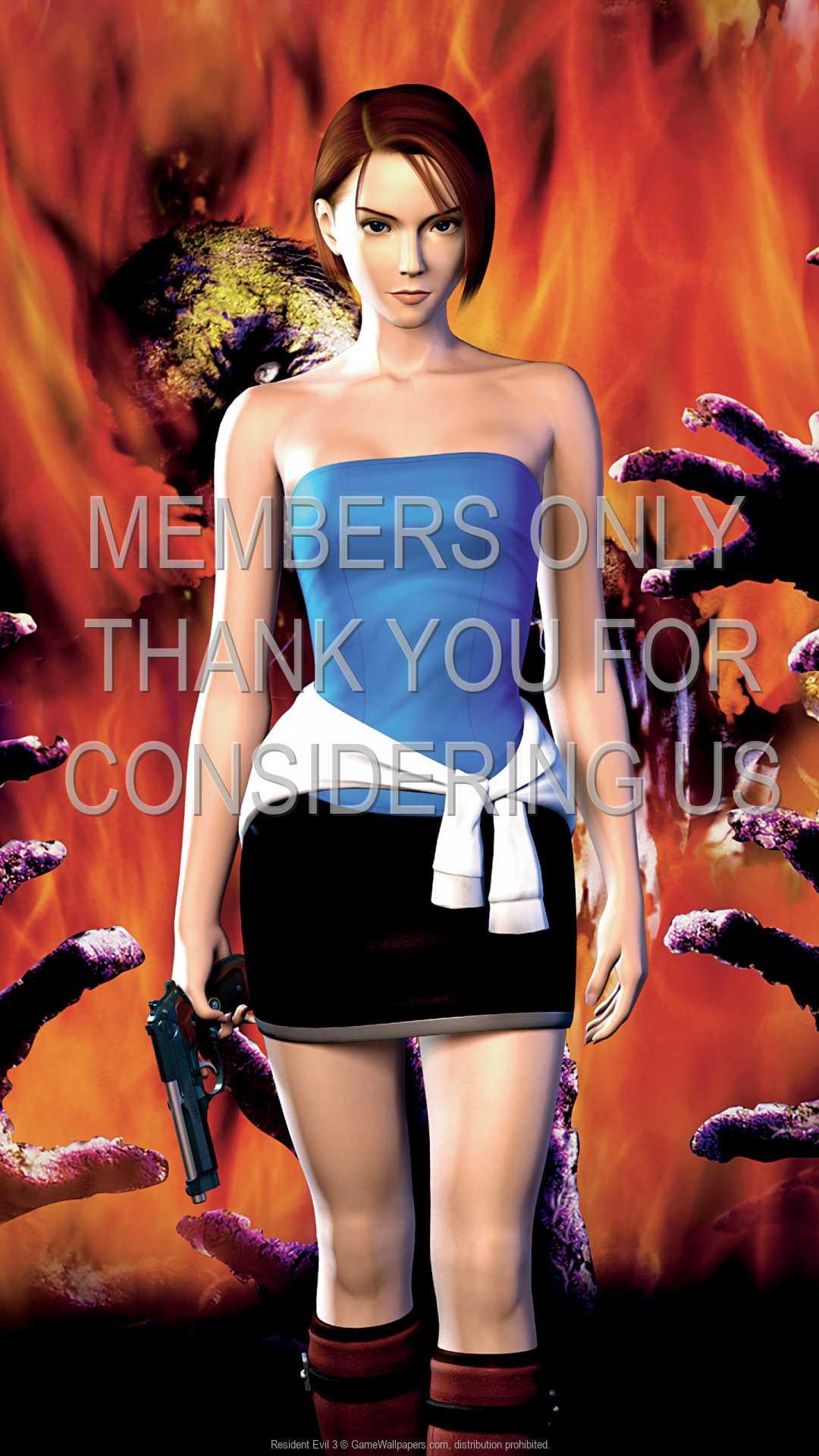 Resident Evil 3 1080p Vertical Mobile wallpaper or background 06
