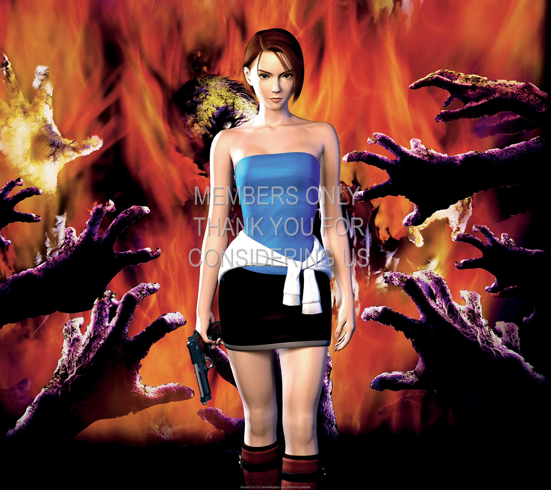 Resident Evil 3 1440p Horizontal Handy Hintergrundbild 06