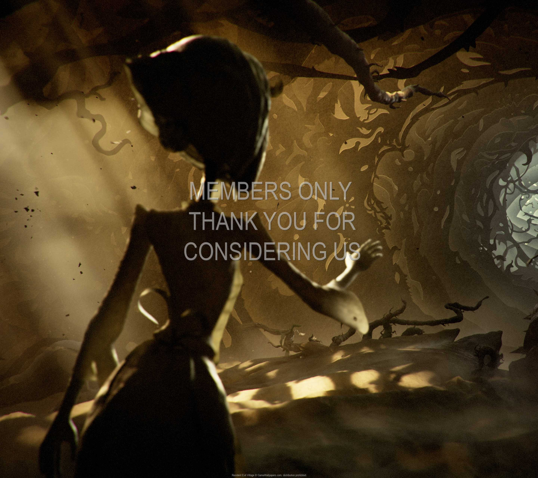 Resident Evil Village 1440p Horizontal Handy Hintergrundbild 01