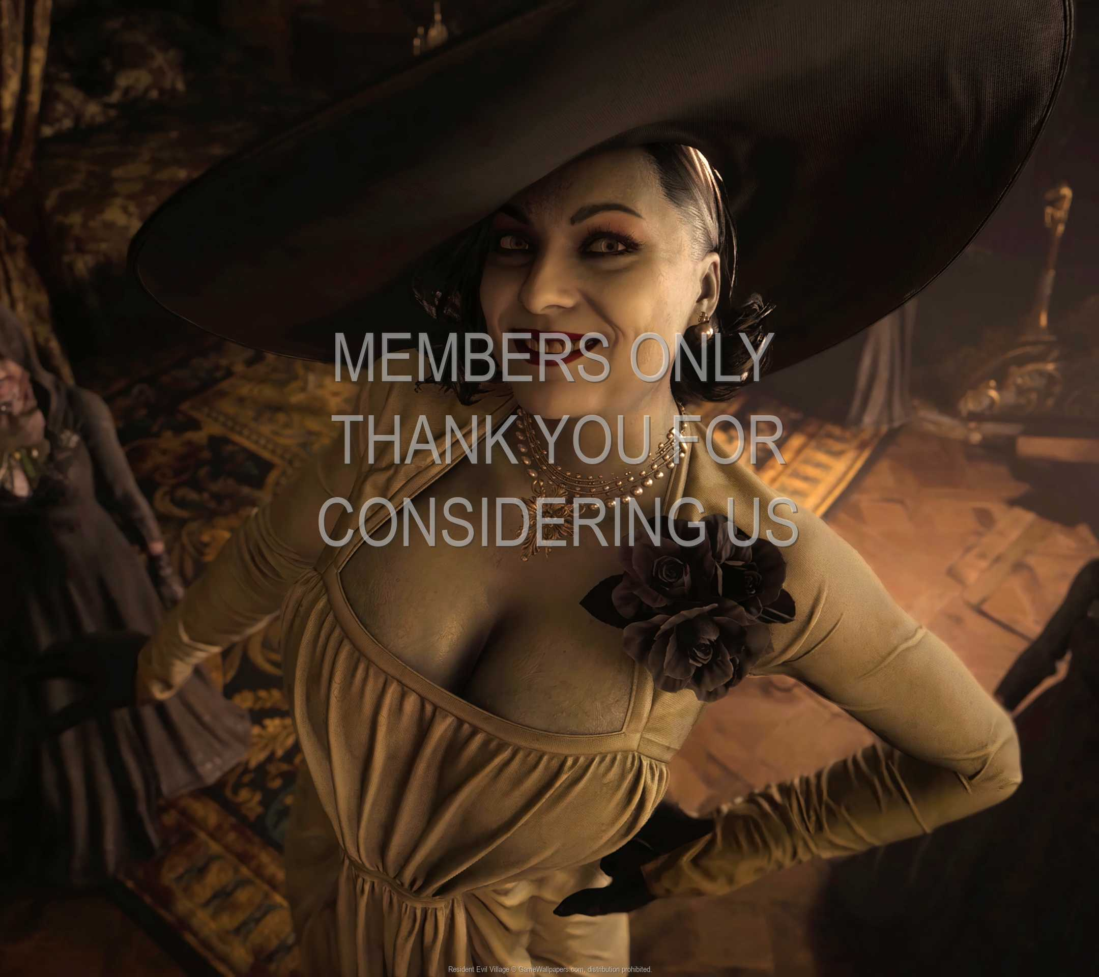 Resident Evil Village 1080p Horizontal Mobile fond d'écran 05
