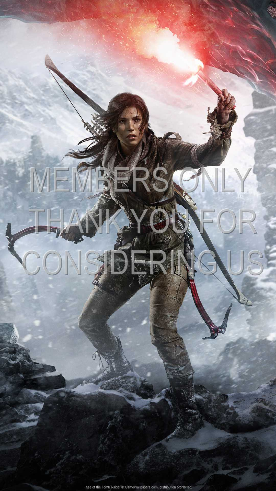 Rise of the Tomb Raider 1080p Vertical Mobile wallpaper or background 05