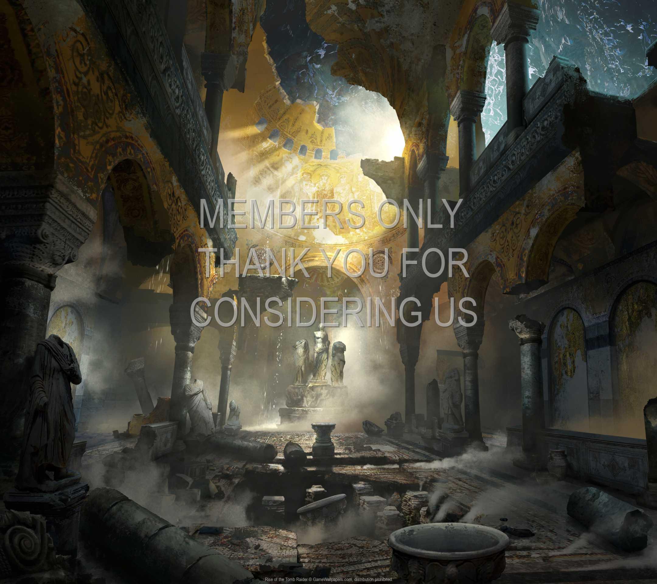 Rise of the Tomb Raider 1080p Horizontal Handy Hintergrundbild 22