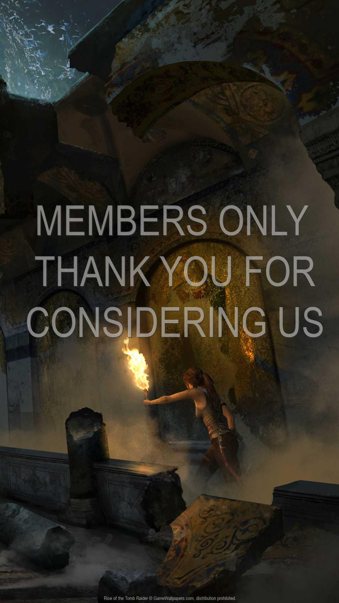 Rise of the Tomb Raider 1080p Vertical Móvil fondo de escritorio 22