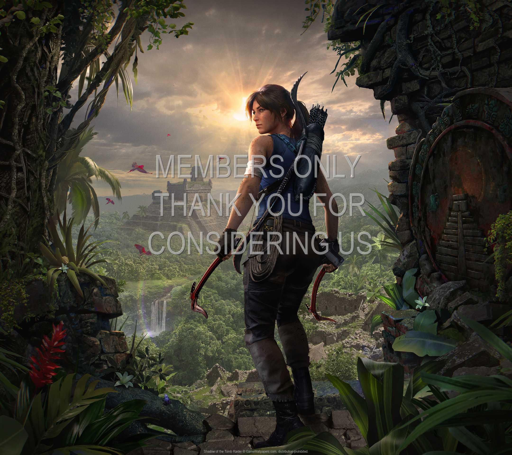 Shadow of the Tomb Raider 1080p Horizontal Móvil fondo de escritorio 07