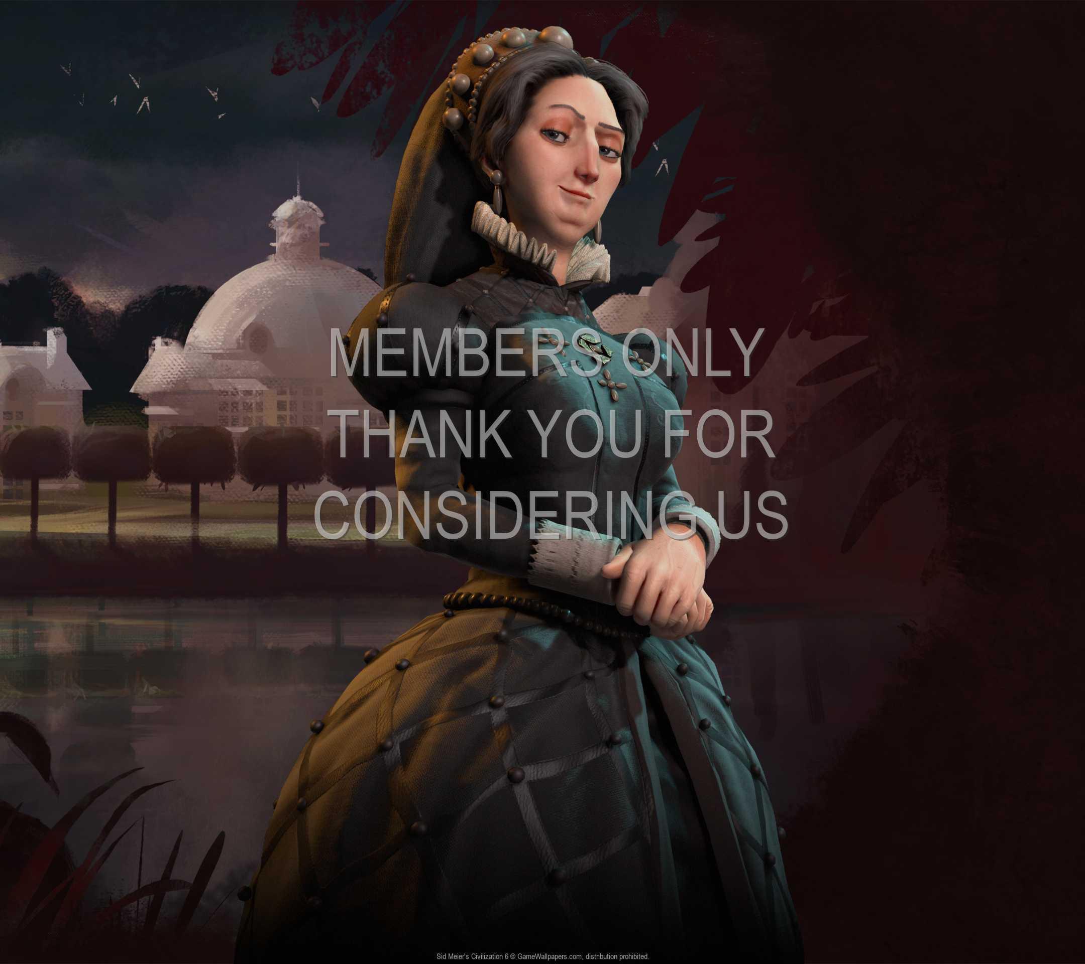 Sid Meier's Civilization 6 1080p Horizontal Handy Hintergrundbild 03