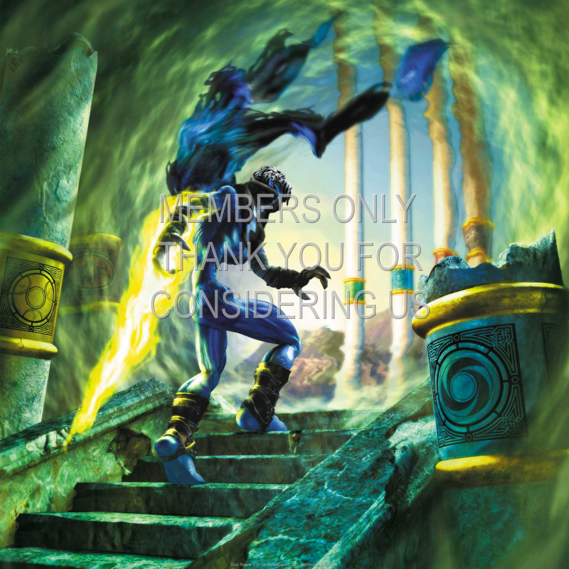 Soul Reaver 2 1080p Horizontal Mobile wallpaper or background 09