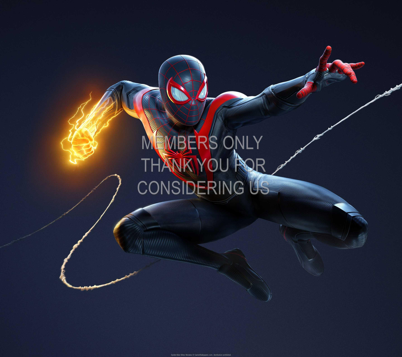 Spider-Man: Miles Morales 1440p Horizontal Móvil fondo de escritorio 01