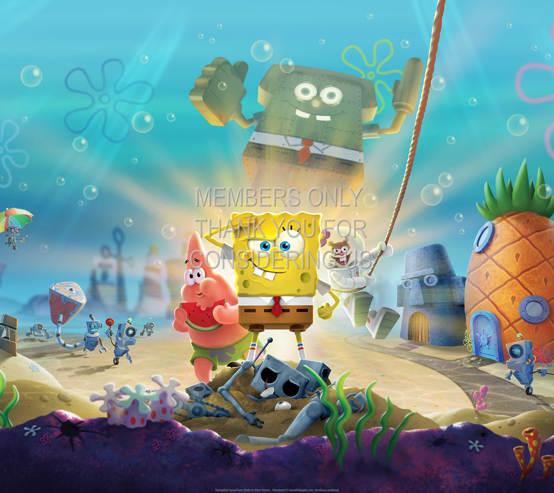 SpongeBob SquarePants: Battle for Bikini Bottom - Rehydrated 1440p Horizontal Móvil fondo de escritorio 01