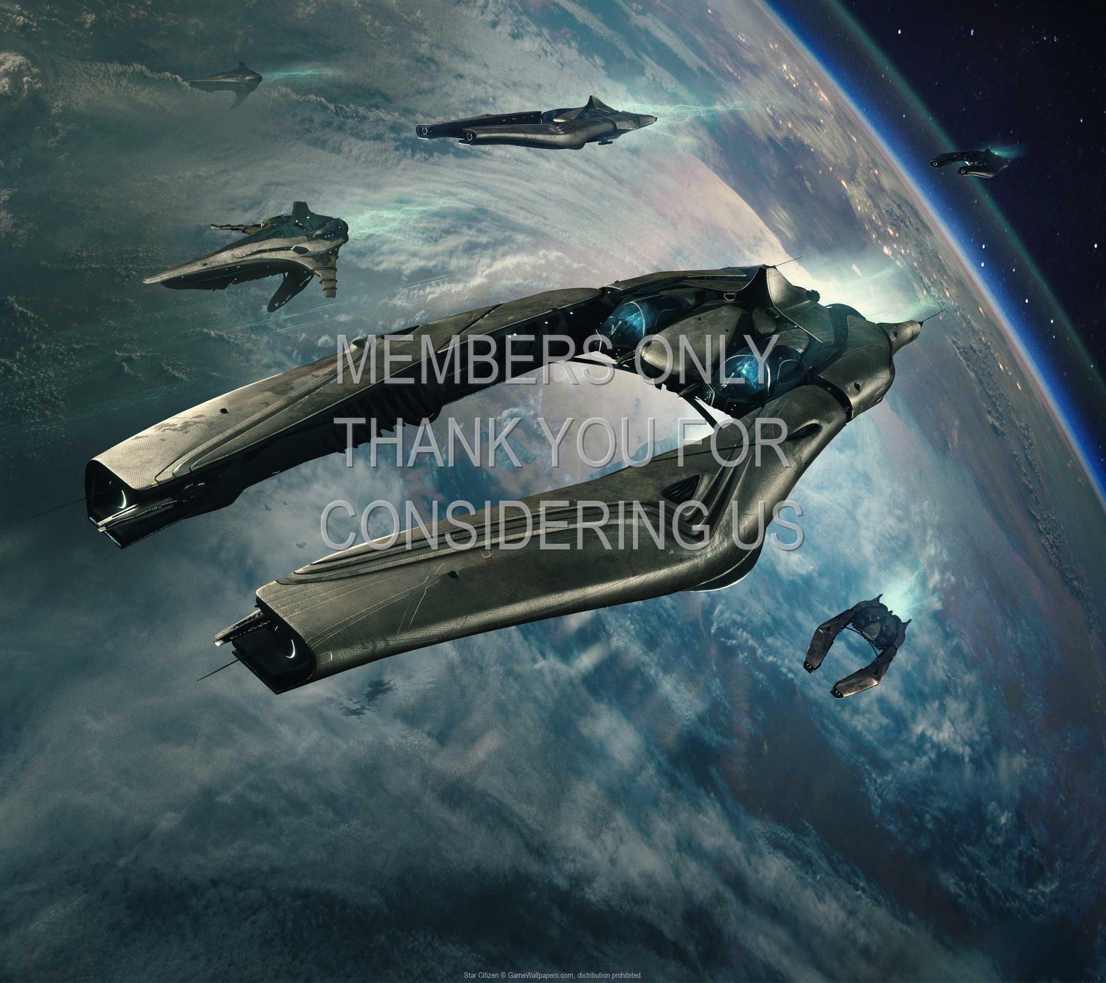Star Citizen 1080p Horizontal Mobiele achtergrond 63