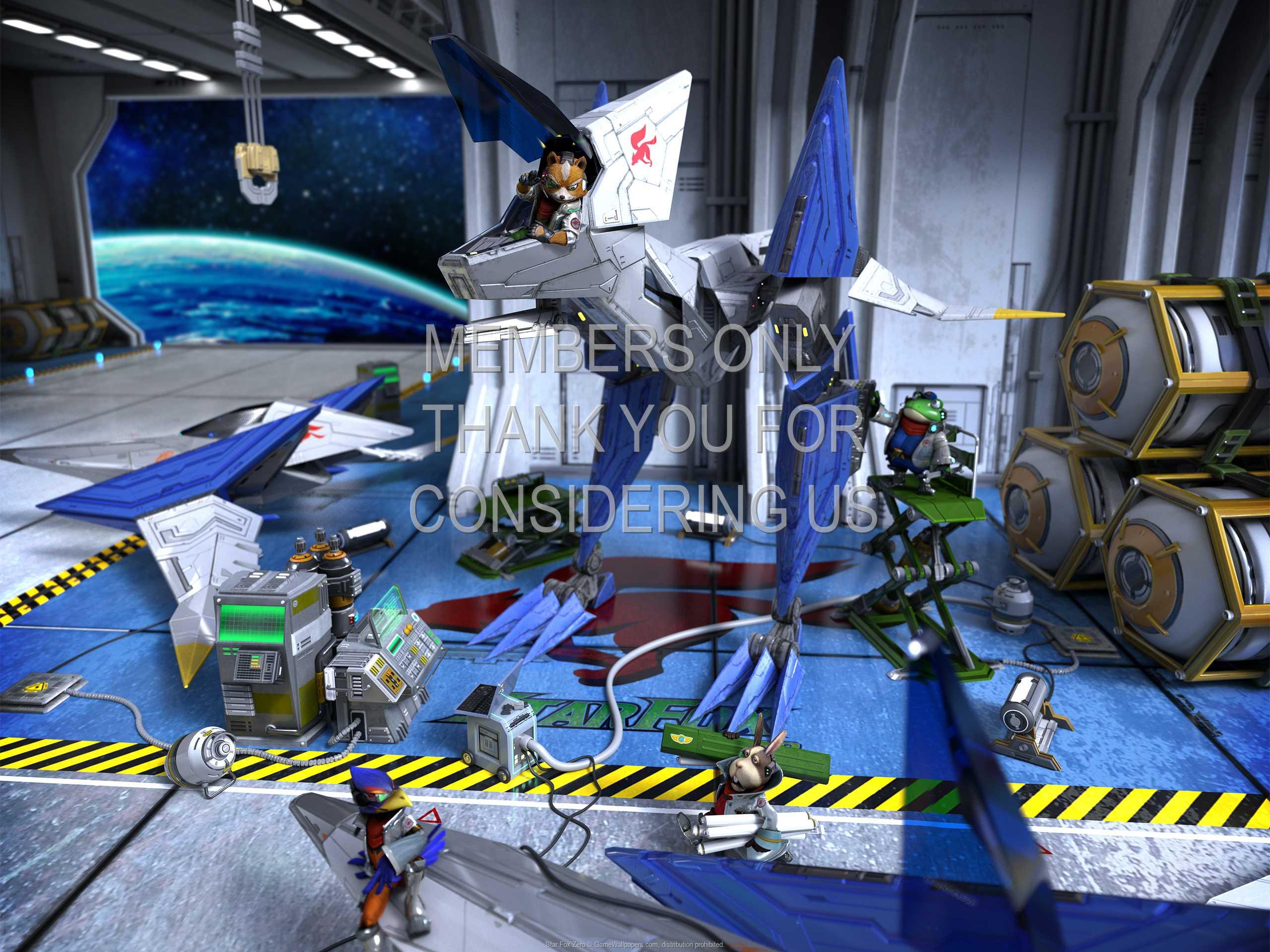 Star Fox Zero 1080p Horizontal Móvil fondo de escritorio 01