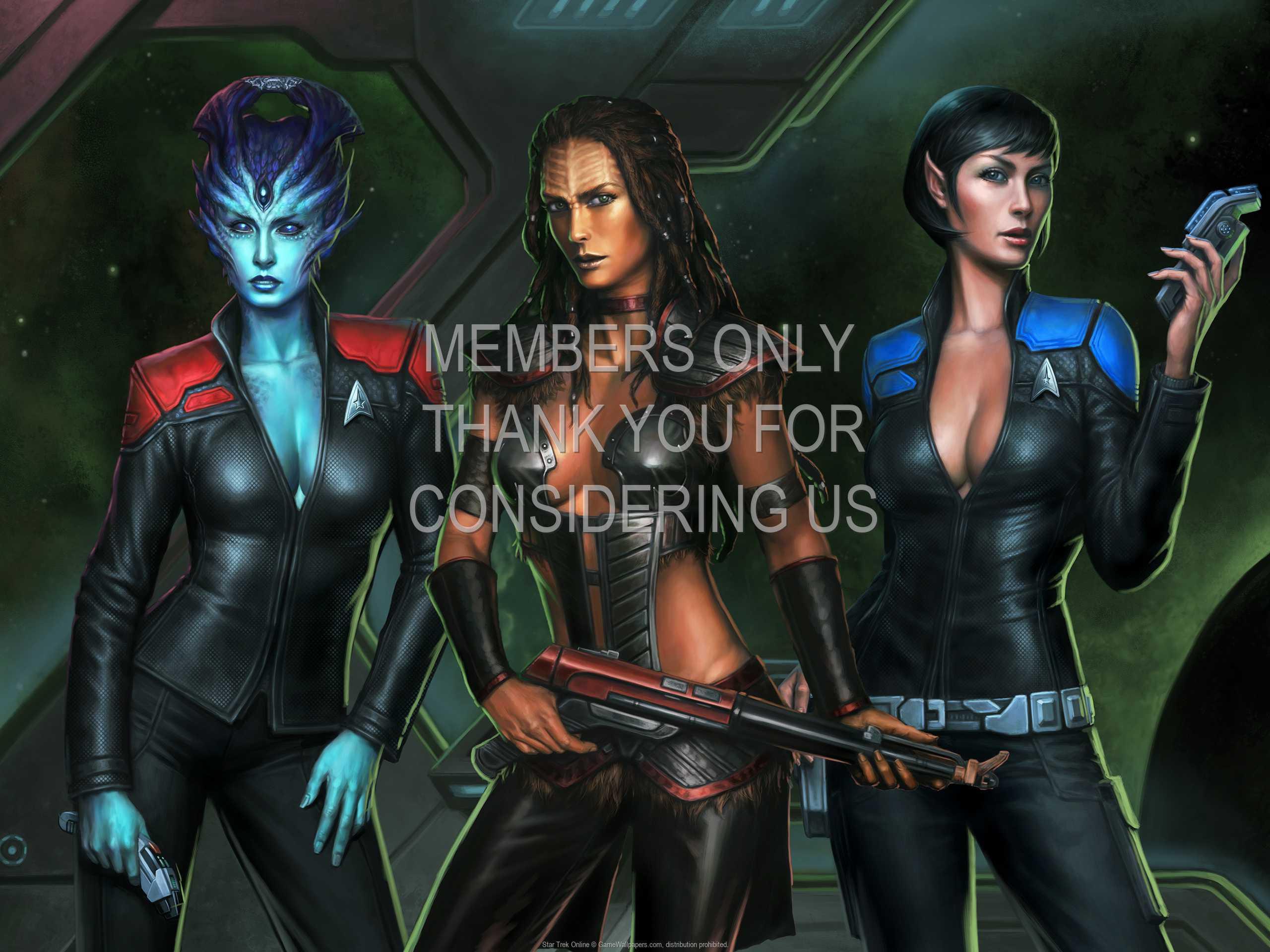 Star Trek Online 1080p Horizontal Mobile wallpaper or background 06