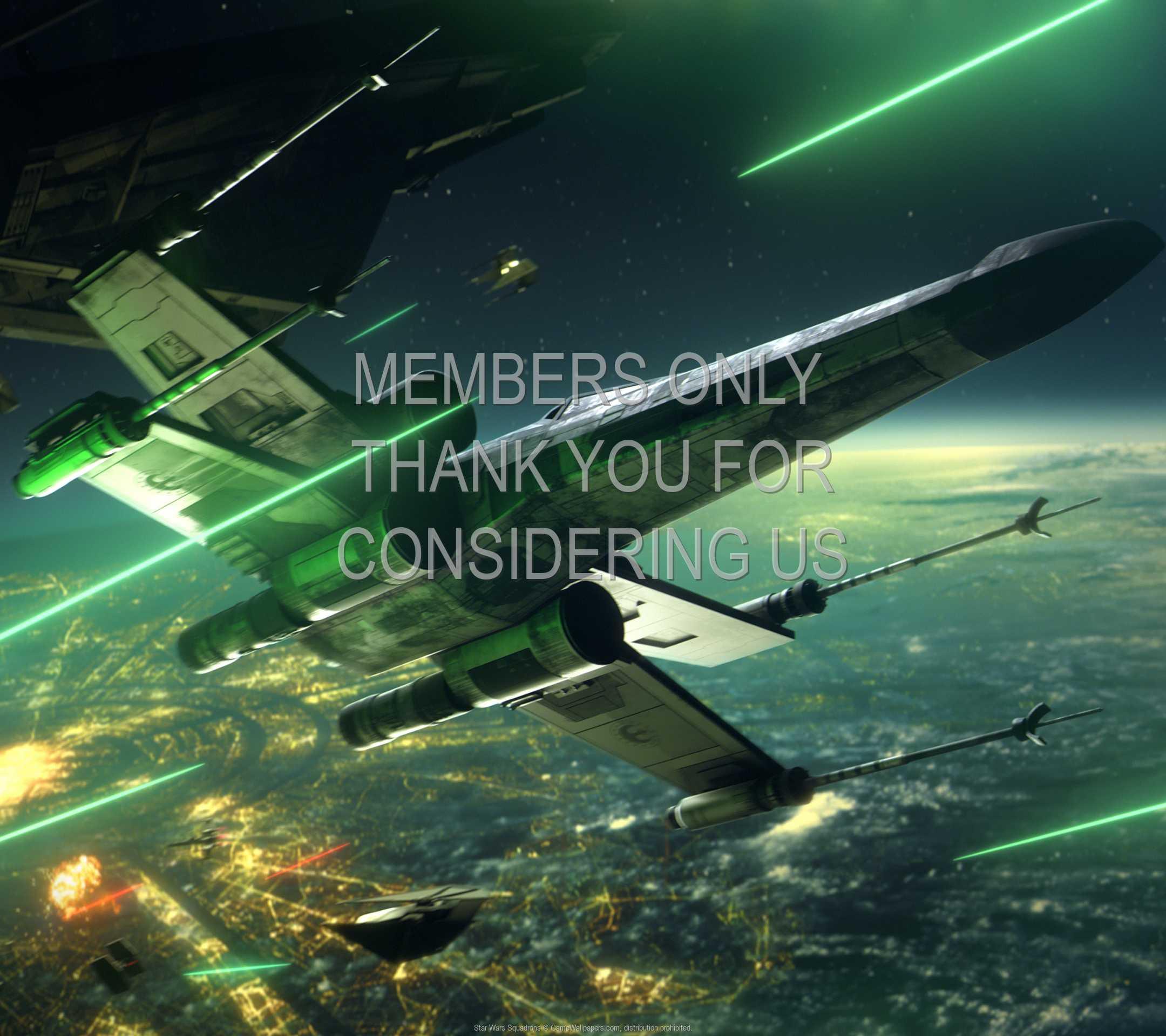 Star Wars: Squadrons 1080p Horizontal Móvil fondo de escritorio 01