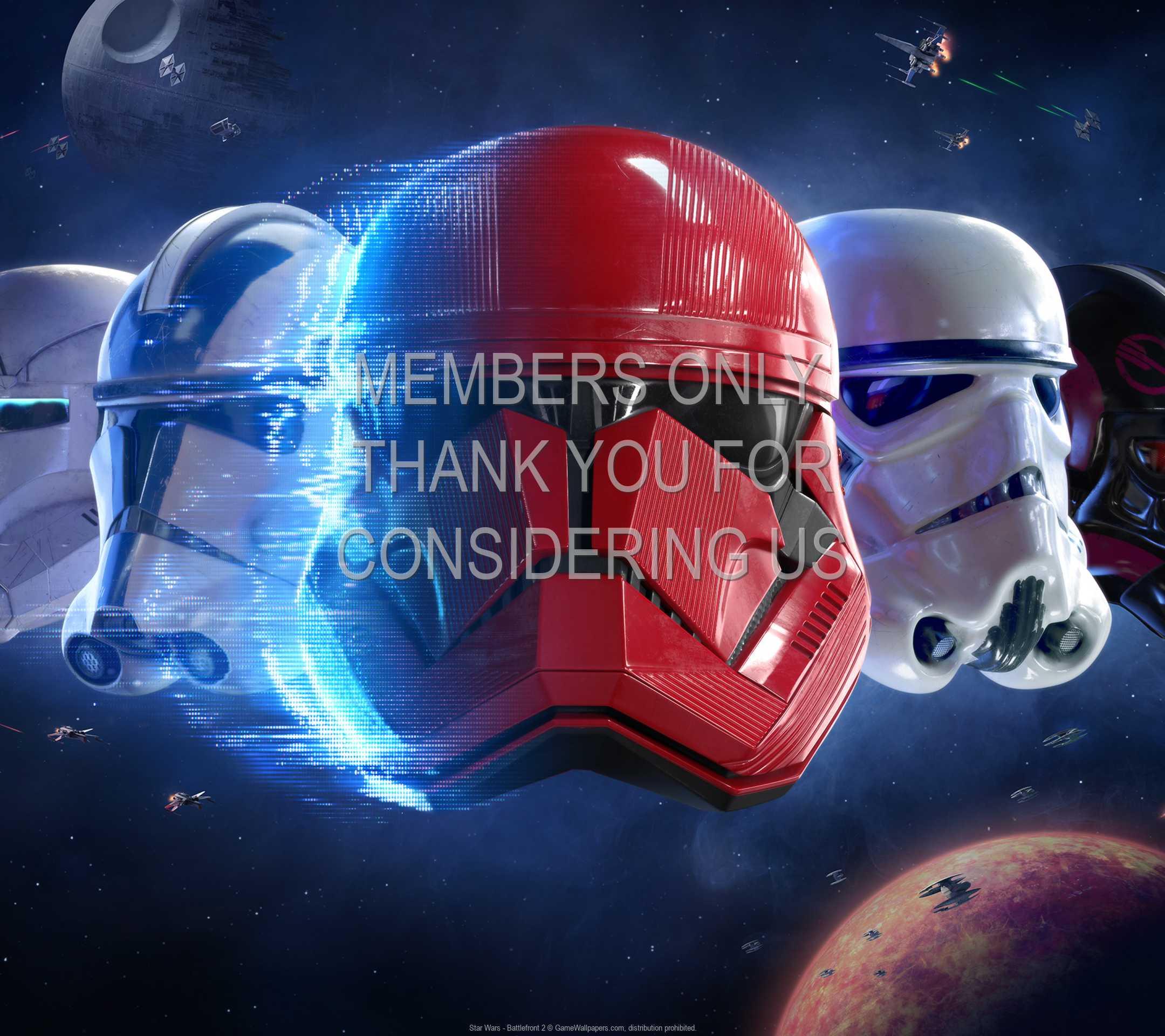 Star Wars - Battlefront 2 1080p Horizontal Handy Hintergrundbild 06