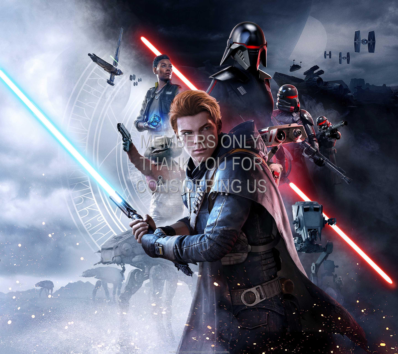 Star Wars Jedi: Fallen Order 1440p Horizontal Handy Hintergrundbild 03