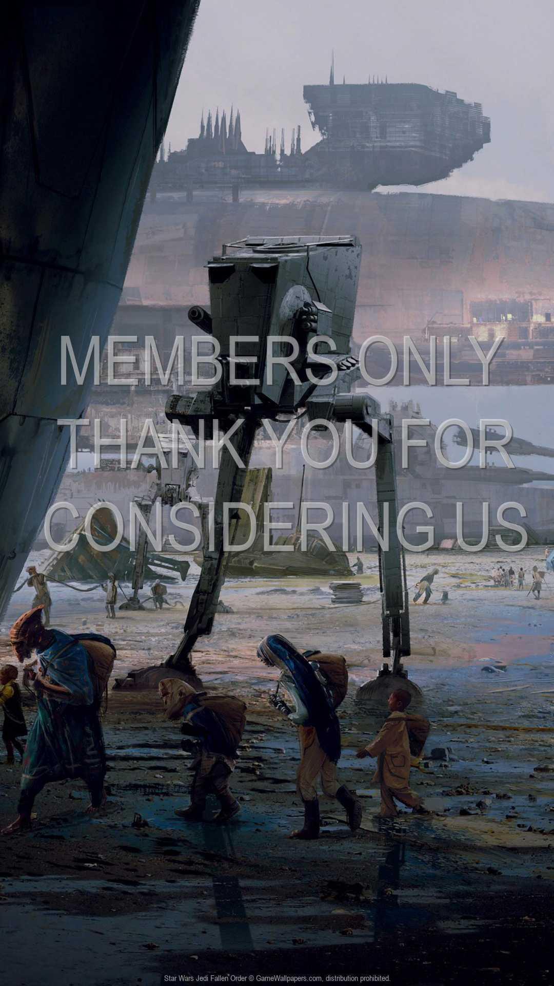 Star Wars Jedi: Fallen Order 1080p Vertical Mobile wallpaper or background 06