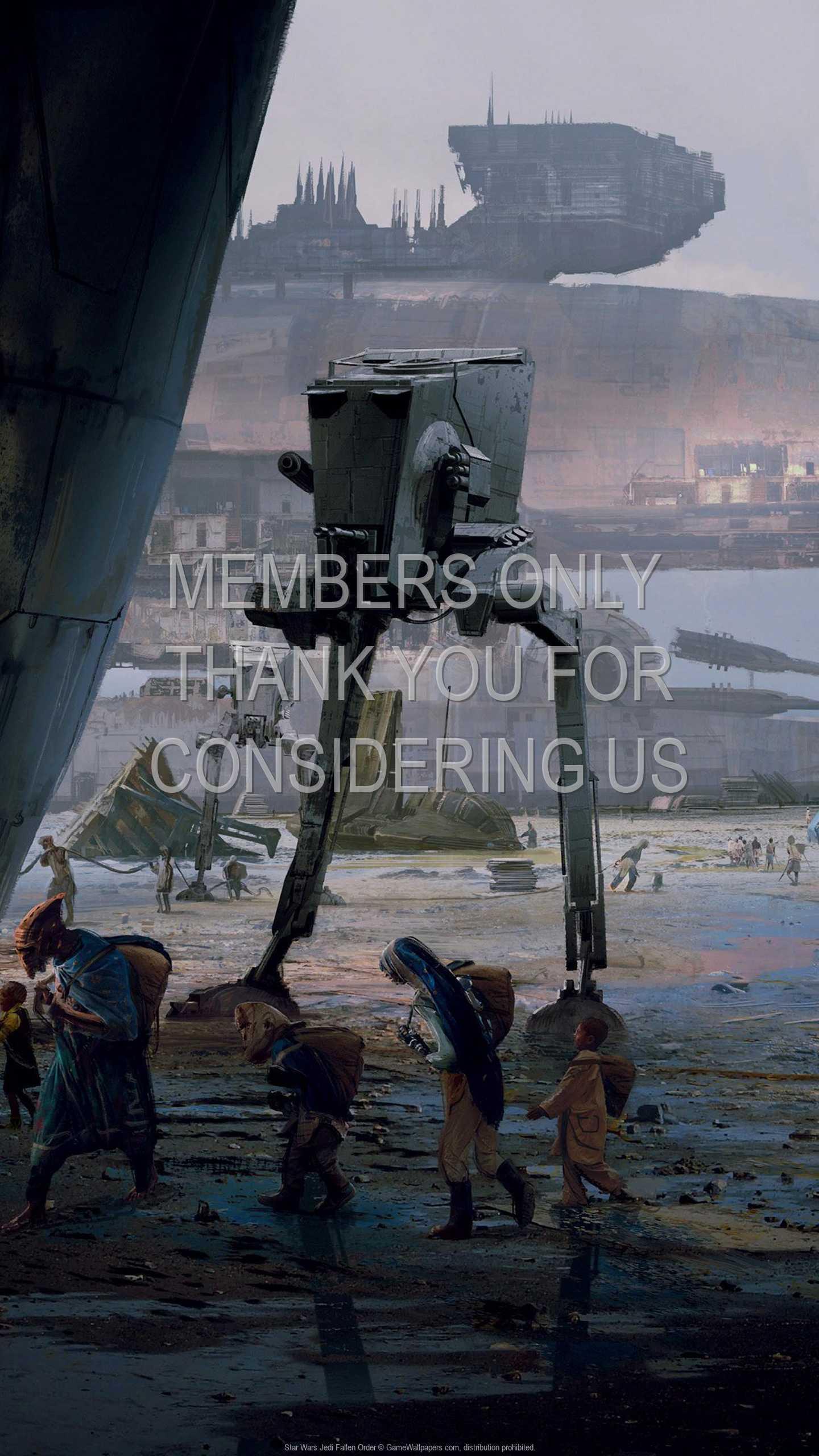 Star Wars Jedi: Fallen Order 1440p Vertical Mobile wallpaper or background 06