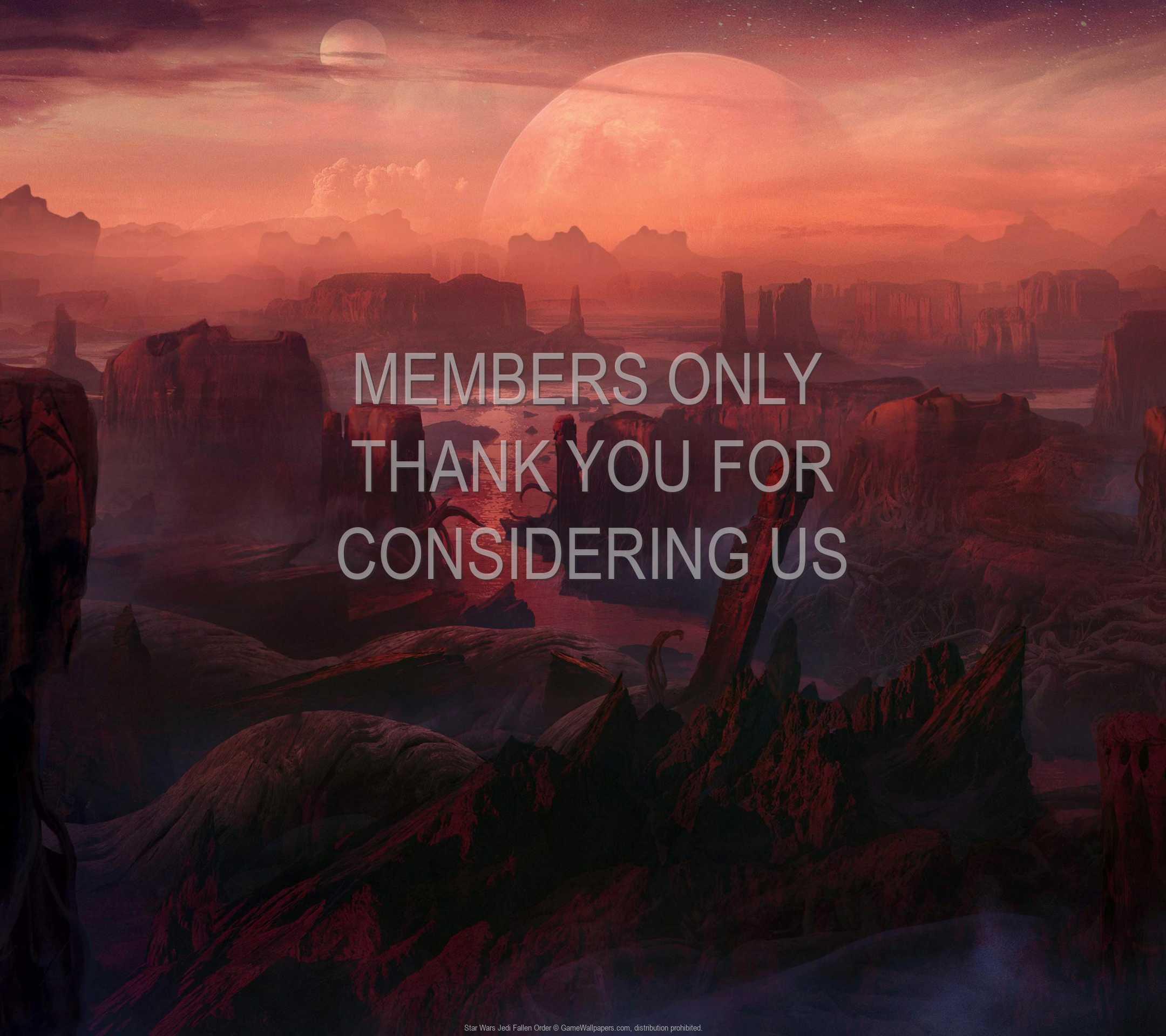 Star Wars Jedi: Fallen Order 1080p Horizontal Mobile fond d'écran 07