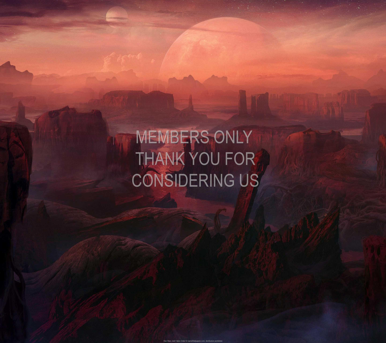 Star Wars Jedi: Fallen Order 1440p Horizontal Mobile wallpaper or background 07