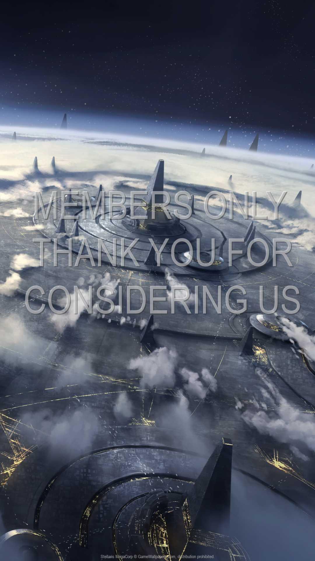 Stellaris: MegaCorp 1080p Vertical Mobile wallpaper or background 01
