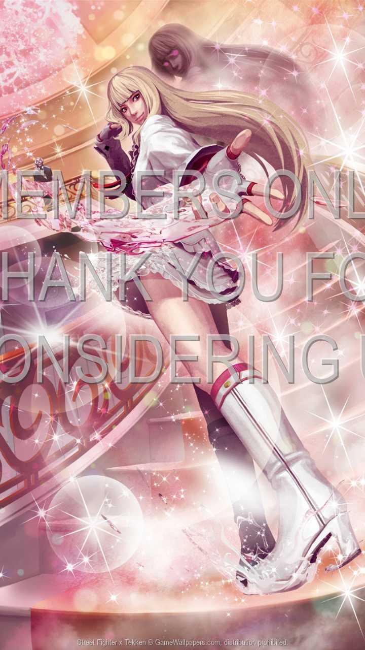 Street Fighter x Tekken 720p Vertical Mobile wallpaper or background 02